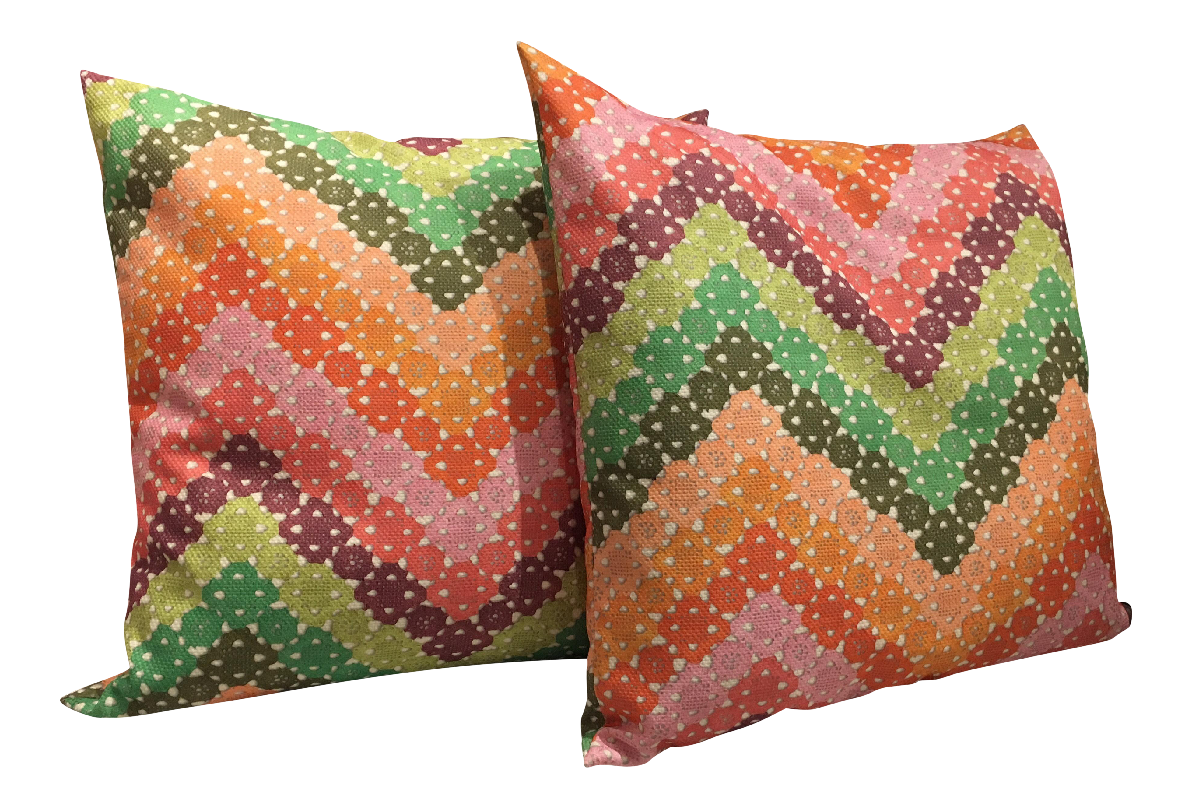 linen awesome pink throw home pillow missoni pillows with outdoor creme neuss red and of