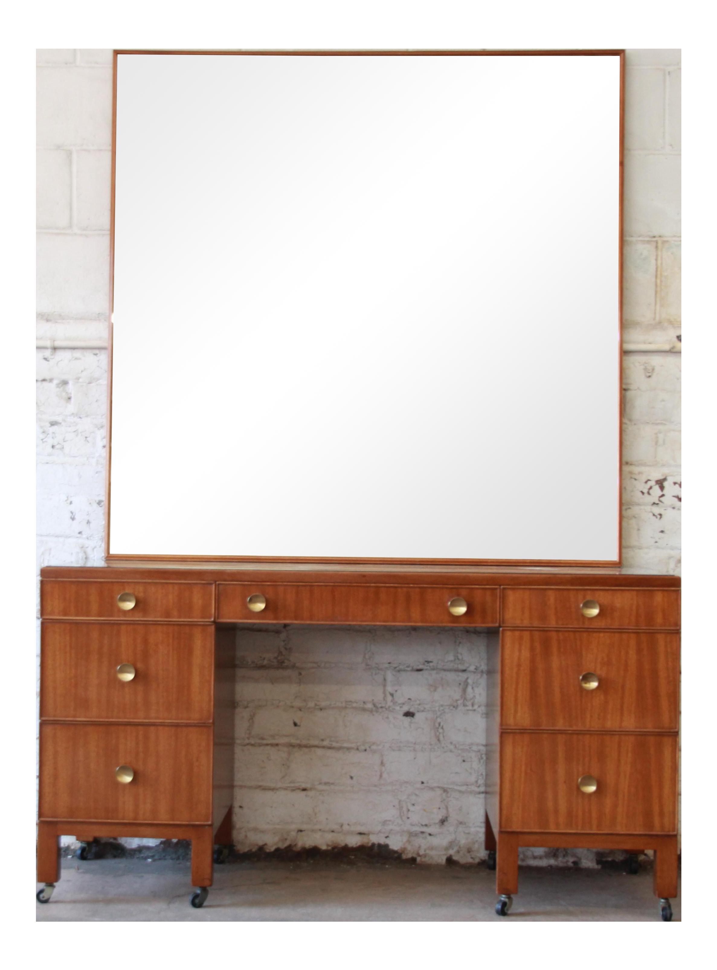 Edward Wormley For Dunbar Vanity Dresser 1941