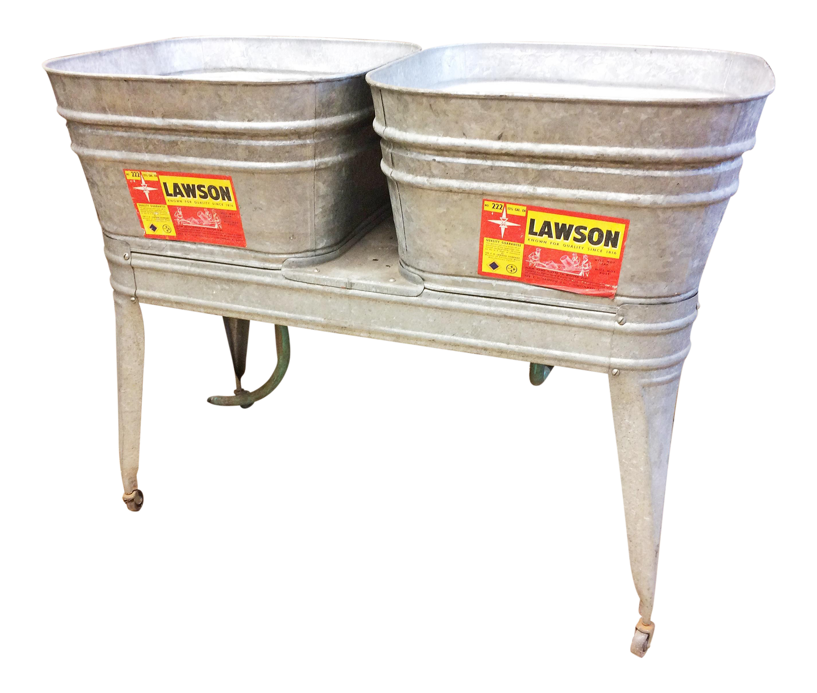 lemon square inc yellow red wash kraft stand tub products with small klub enamel