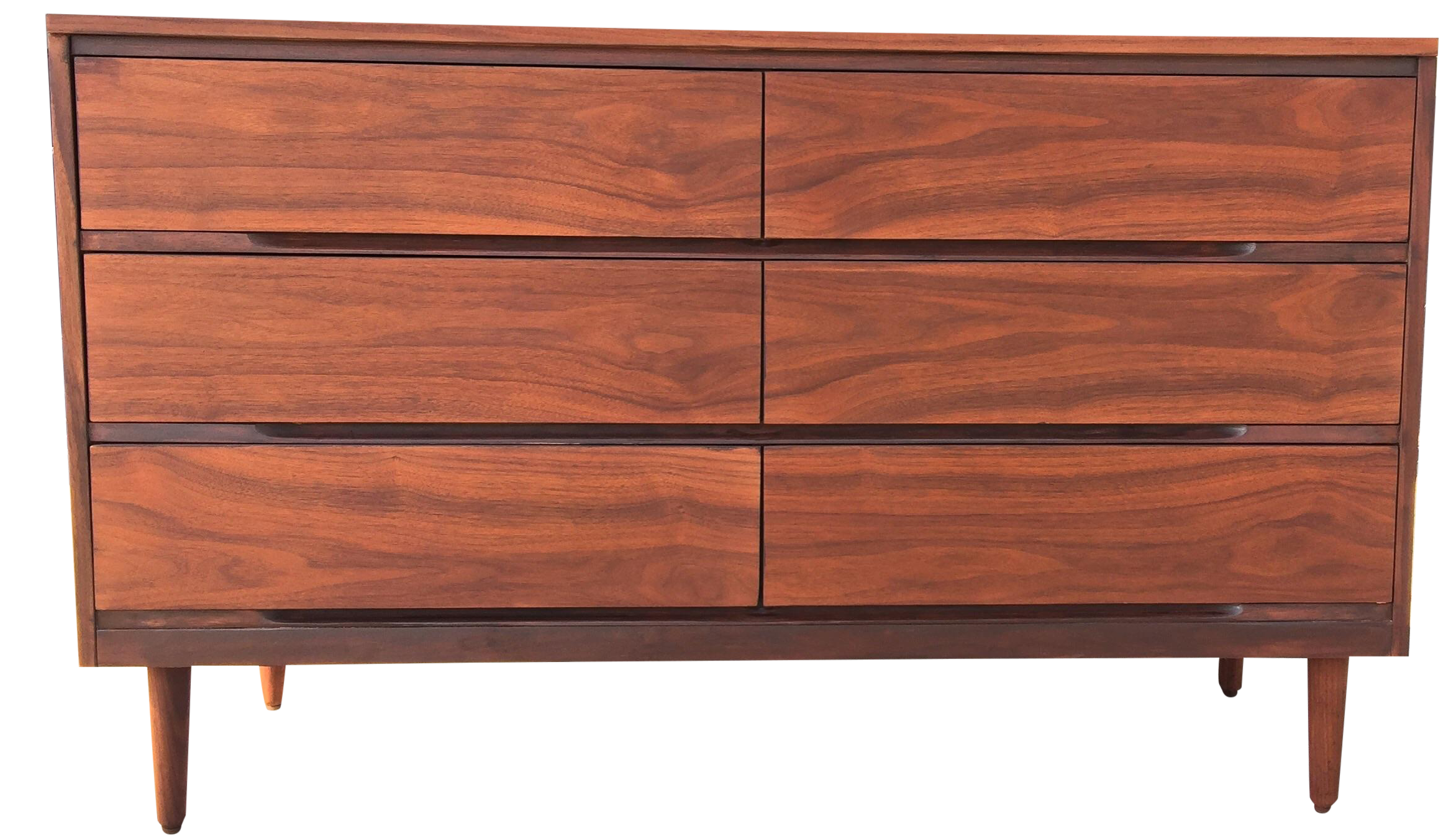 Mid Century Modern Dresser by La Period Furniture