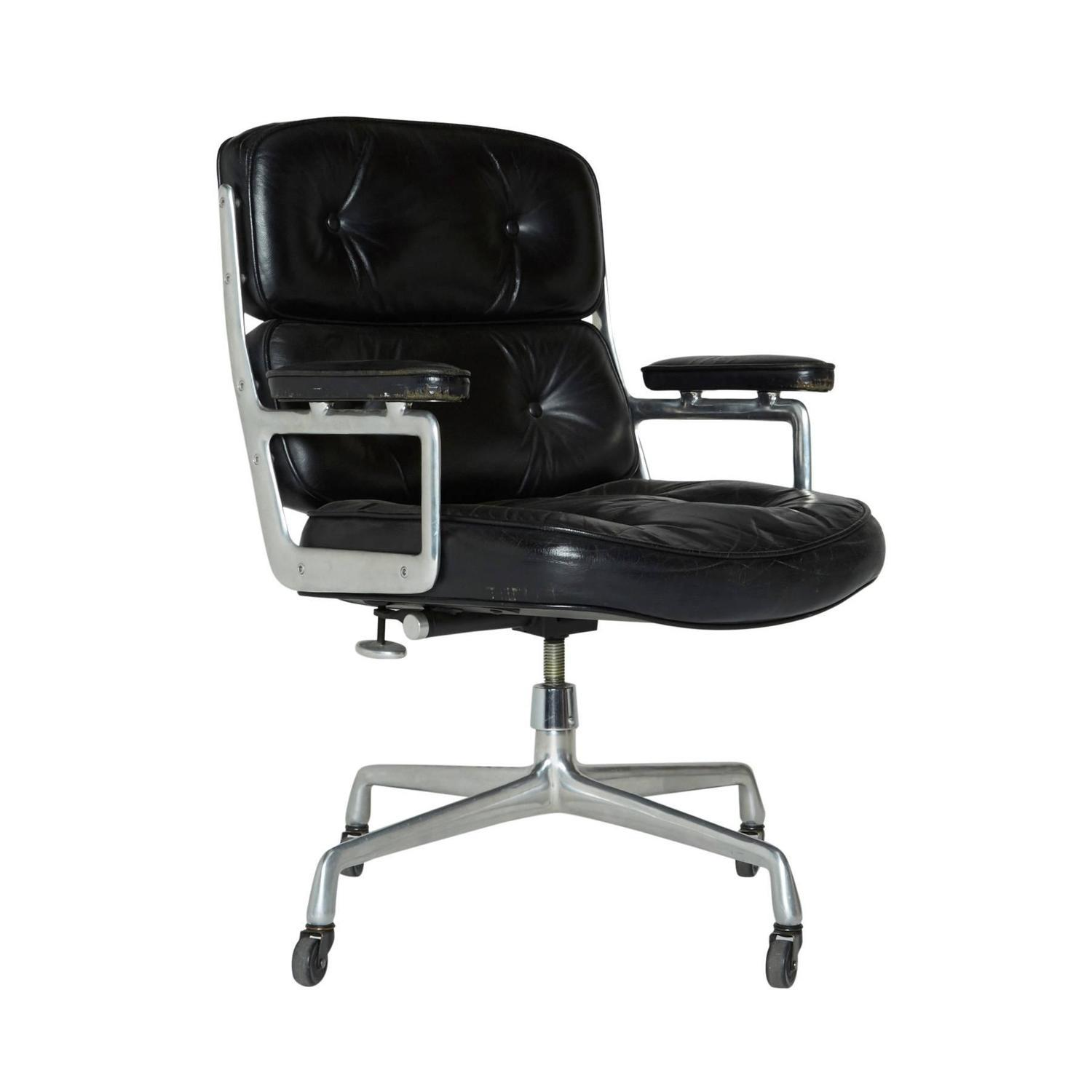 time life executive office chair by charles eames chairish