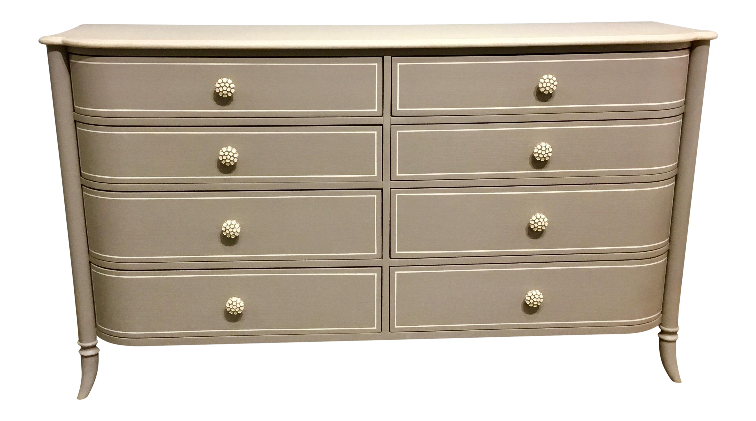 french chairish product gray two country dresser refinished tone