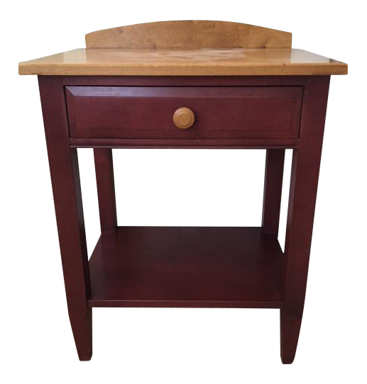 Ethan Allen Country Colors Coffee Table: Ethan Allen Country Nightstand