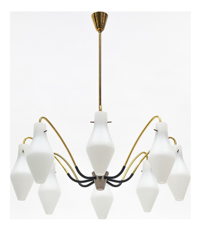 cone shade ceiling spider light pendant metal lighting chandeliers lights doracy chandelier modern