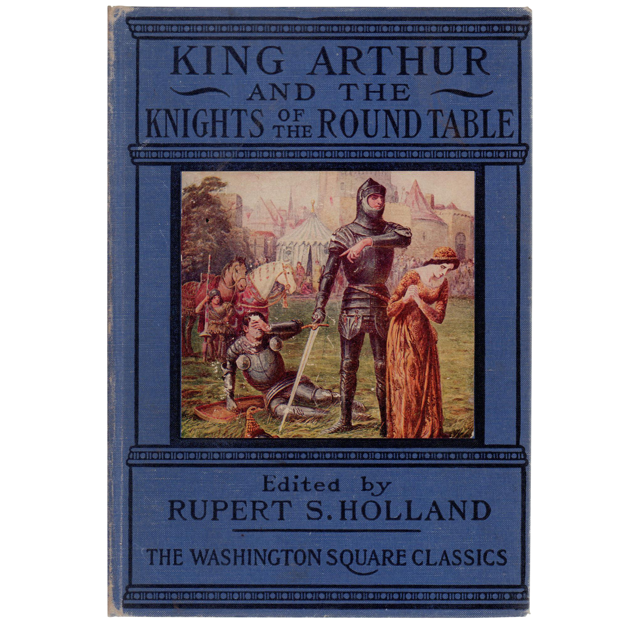 1919 king arthur and the knights of the round table book chairish watchthetrailerfo