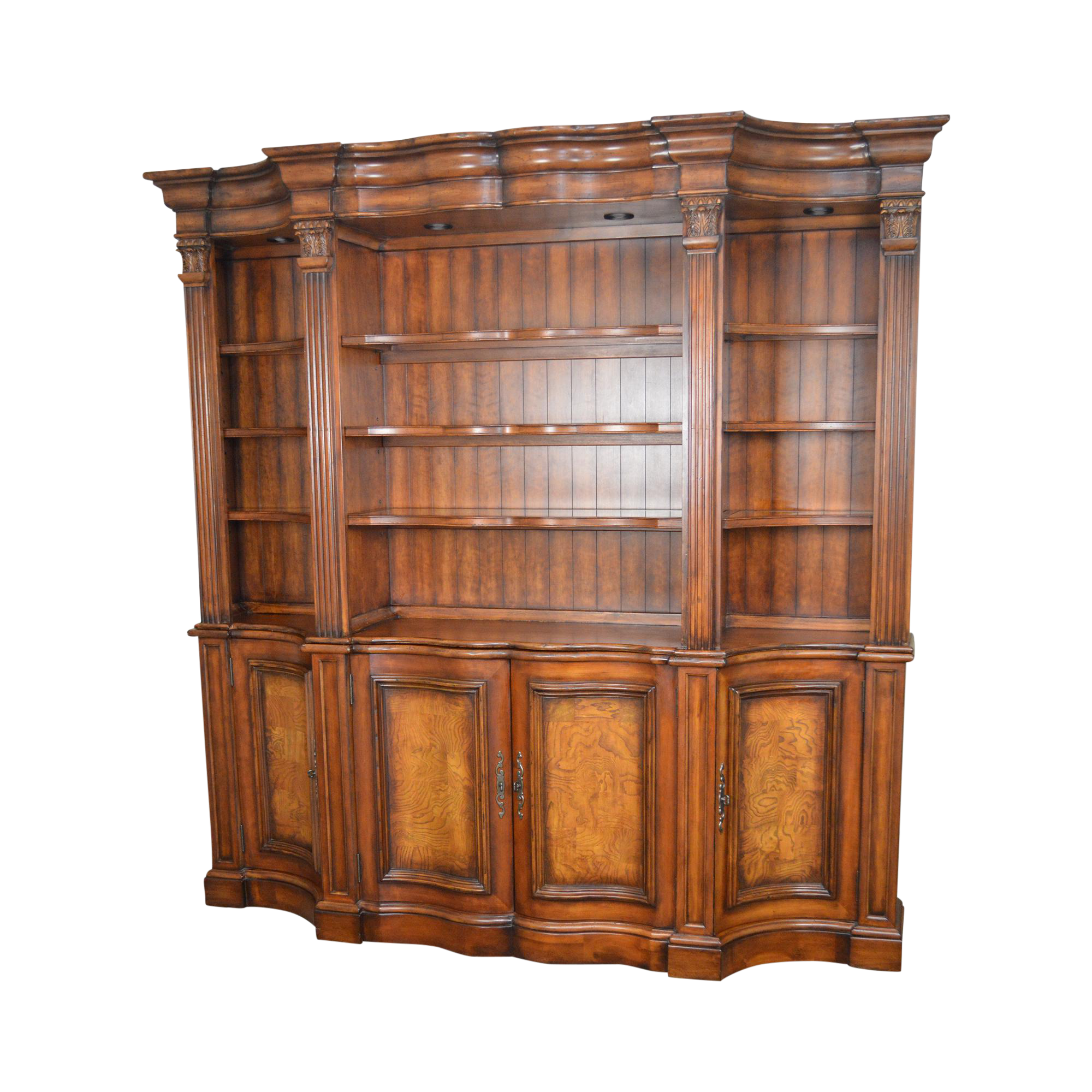 hutch today bookcases davinci autumn garden shipping free product bookcase overstock home