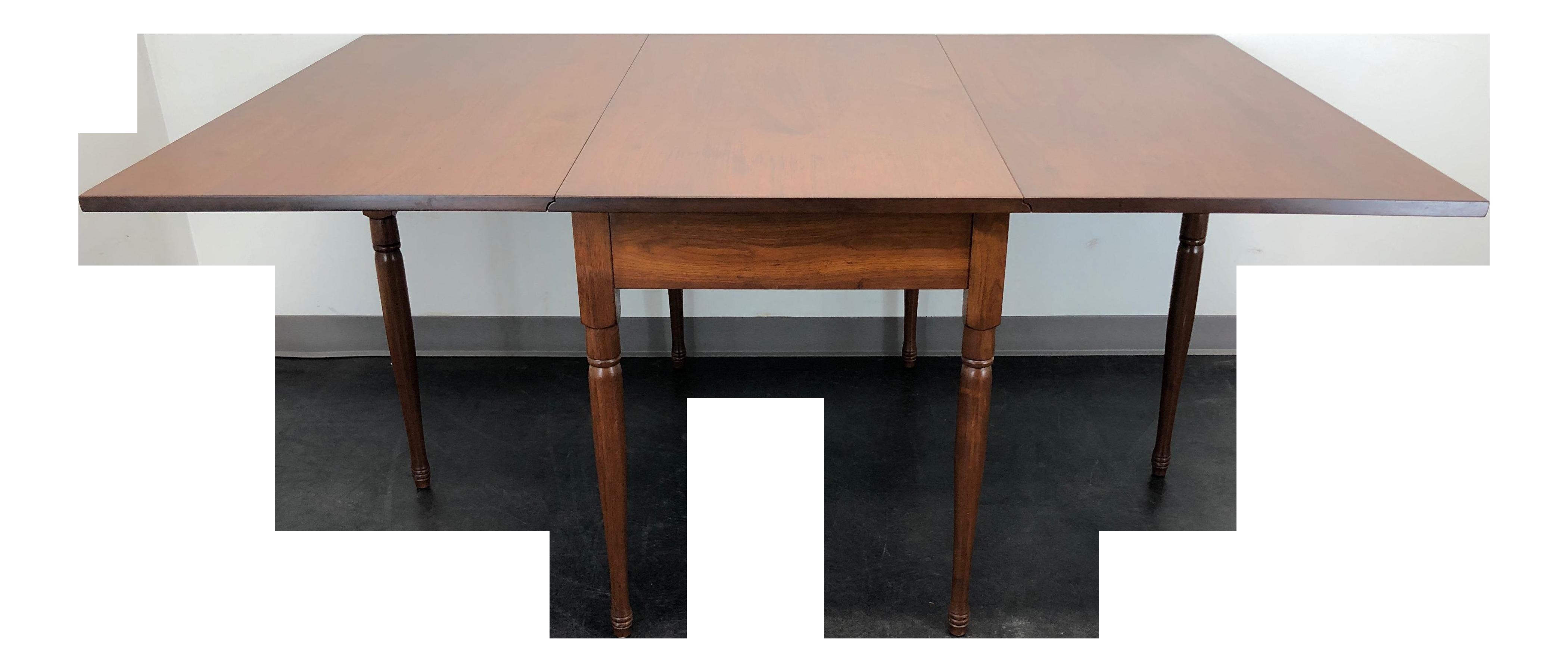 Ea Clore Sons Gate Leg Drop Leaf Table No 513 T Chairish