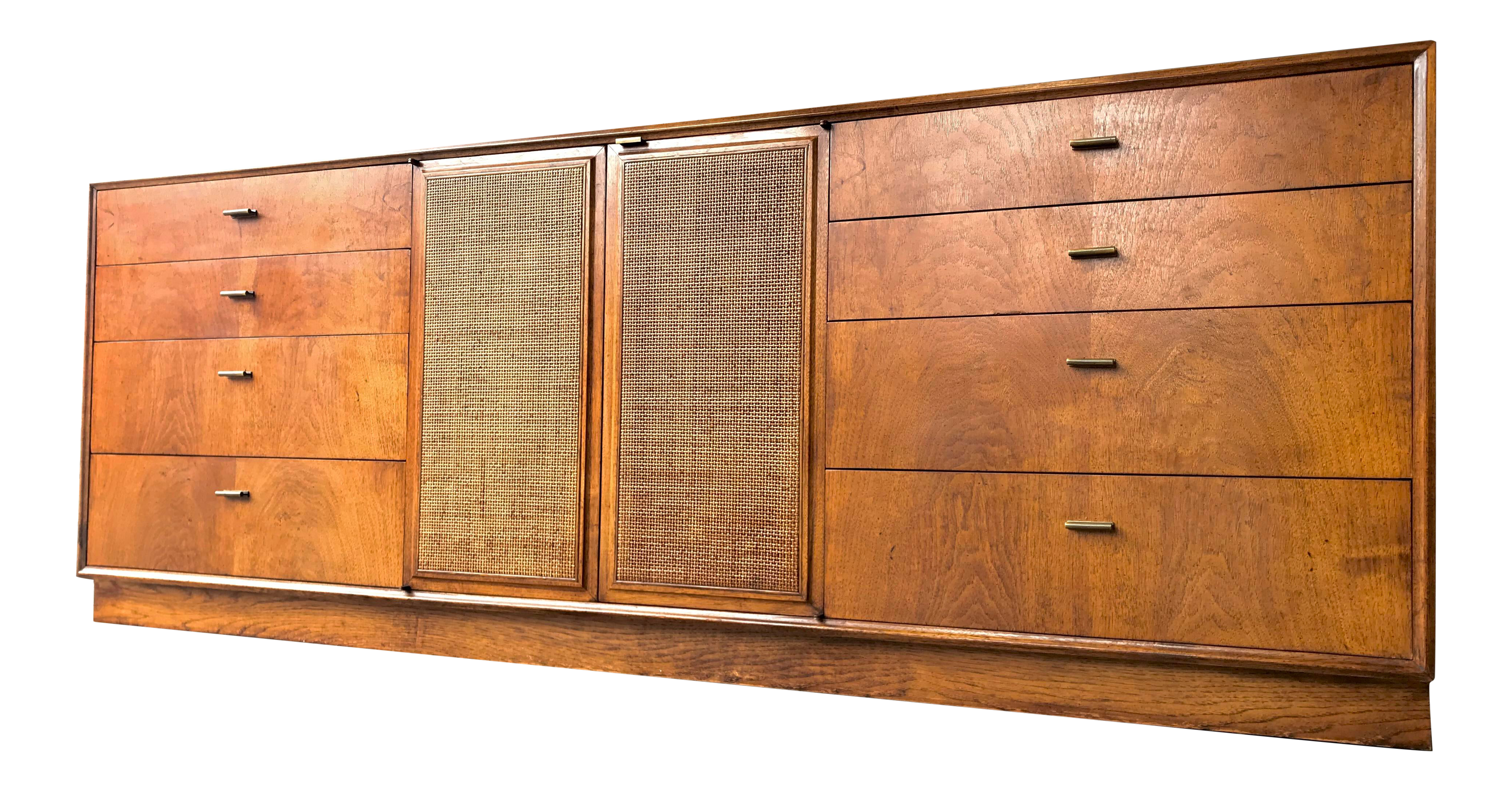 Mid Century Jack Cartwright For Founders Furniture Credenza Chairish