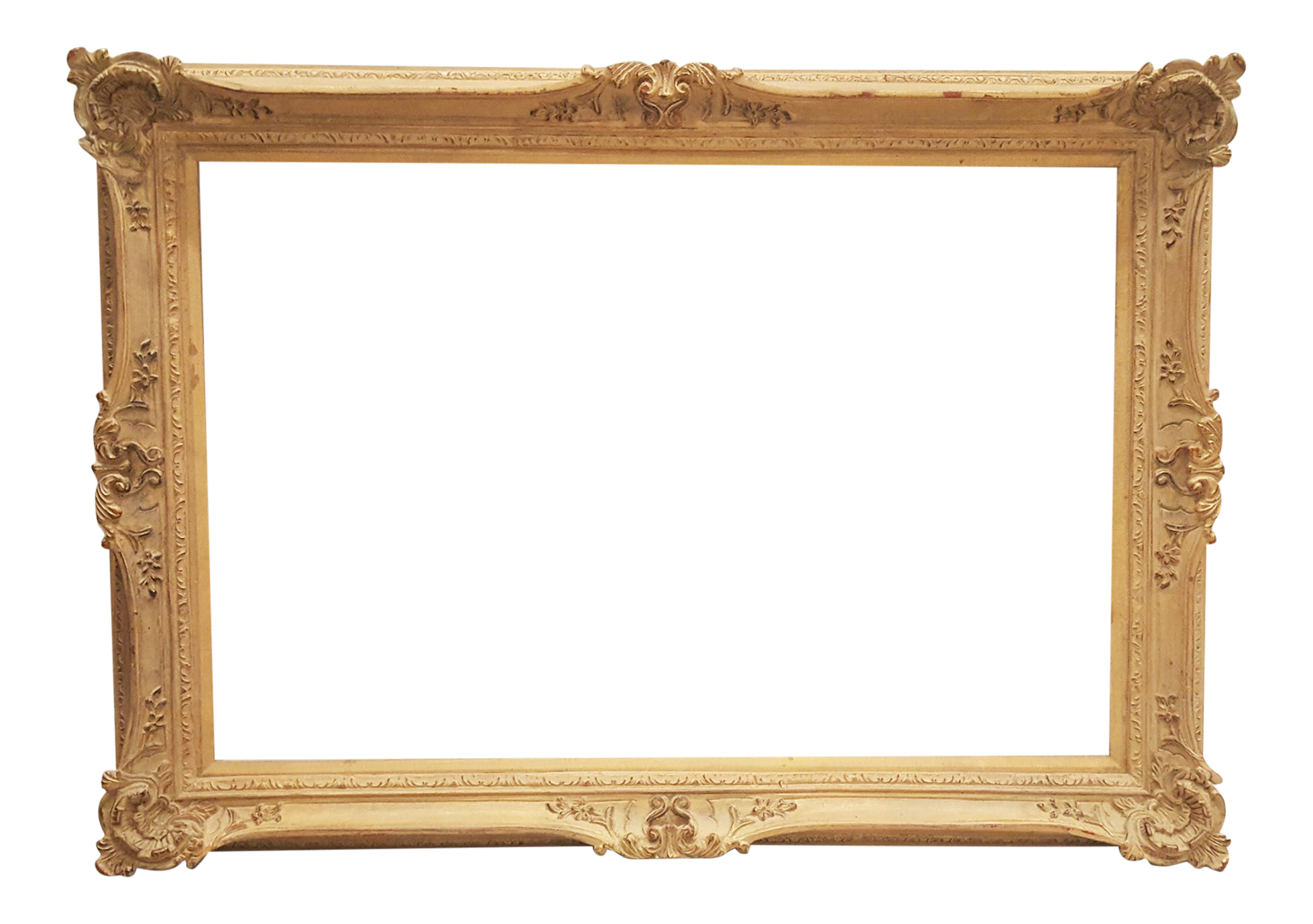Antique Wood Victorian Frame Chairish