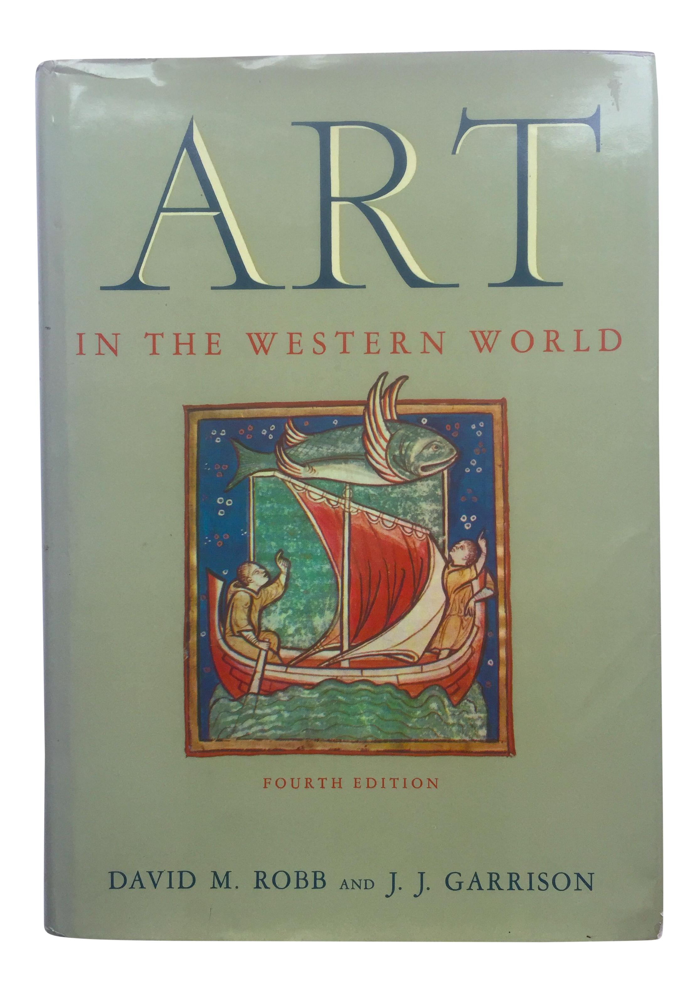 Vintage Quot Art In The Western World Quot Art Amp Architecture Book