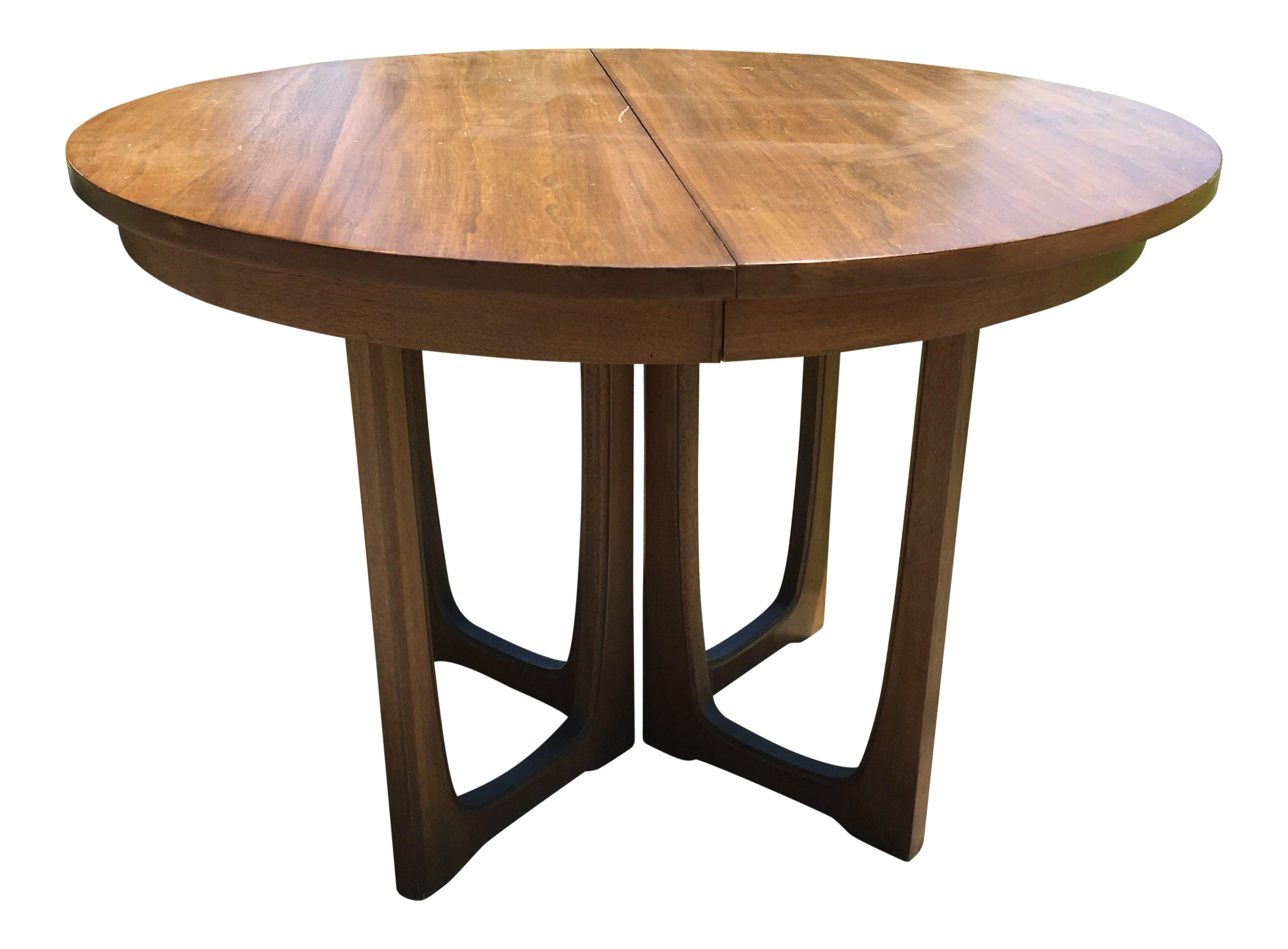 Broyhill Emphasis Mid Century Dining Room Table Chairish