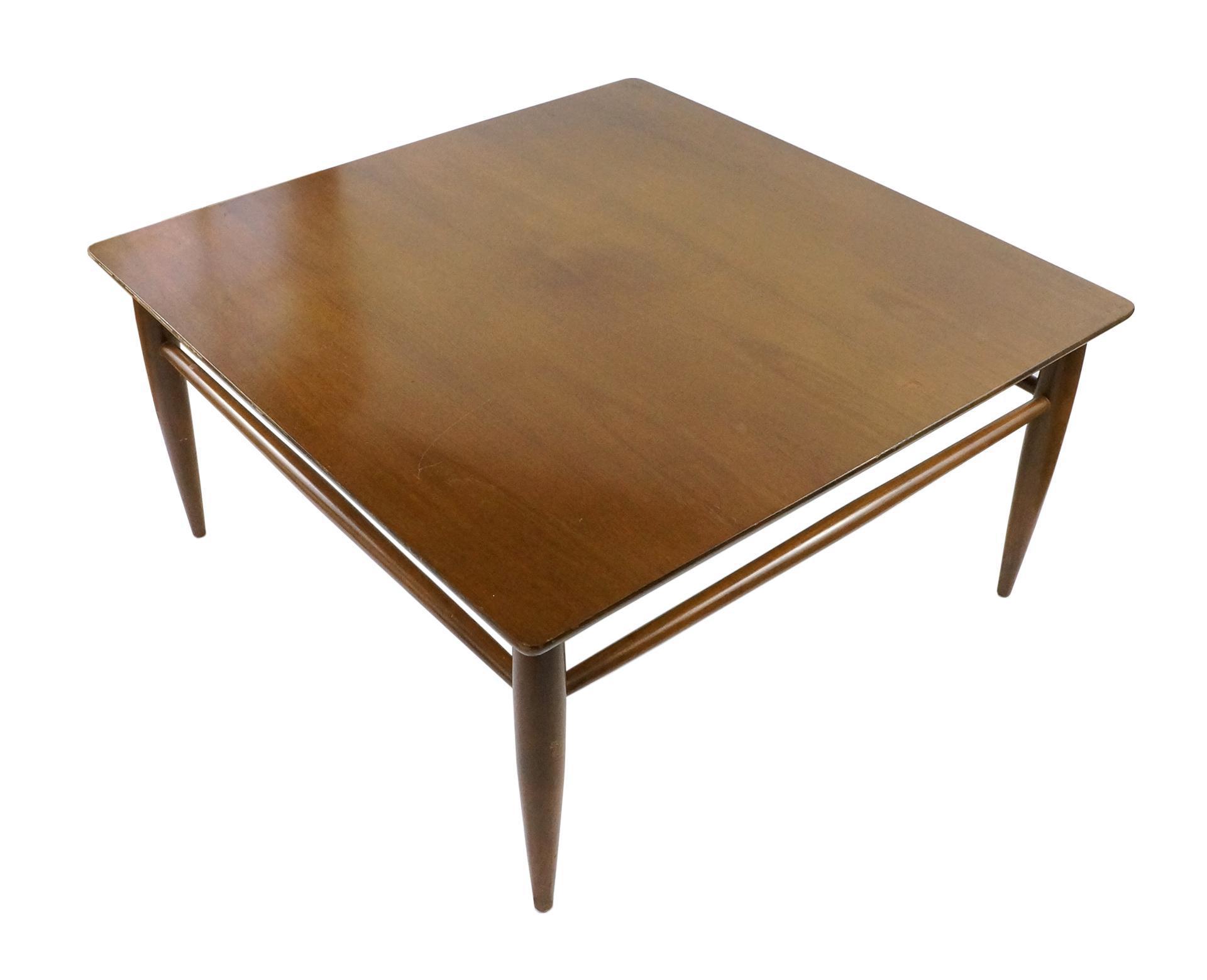Image of: Mid Century Modern Mersman Coffee Table Chairish