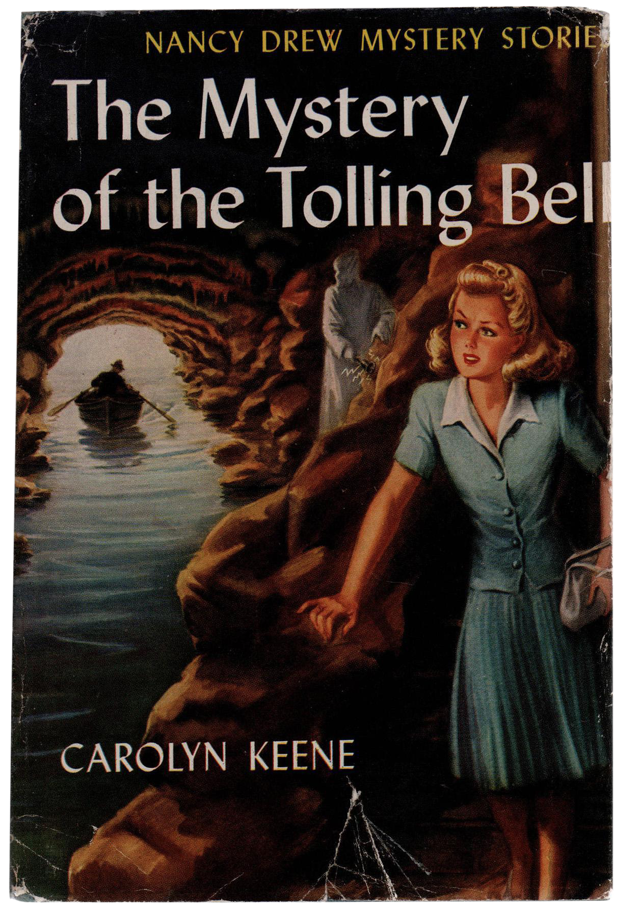 Quot The Mystery Of The Tolling Bell Quot By Carolyn Keene Chairish