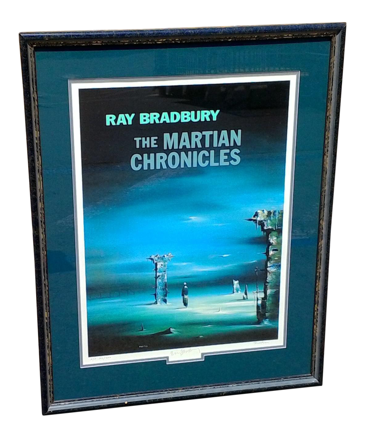 the martian chronicles isolat essay The book of bradbury's creation that i read was the martian chronicles initially, i was intrigued by ray bradbury's implementation of elaborately descriptive settings each chronicle takes place during a different month and year, arranged in chronological order, from january 1999 to october 2026.