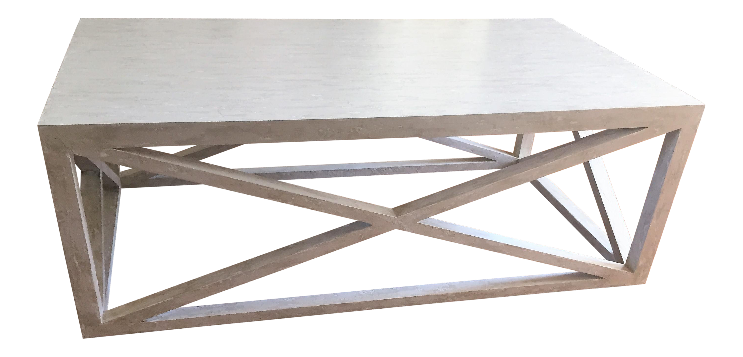 Stupendous Tritter Feefer Madam White Washed Coffee Table Spiritservingveterans Wood Chair Design Ideas Spiritservingveteransorg