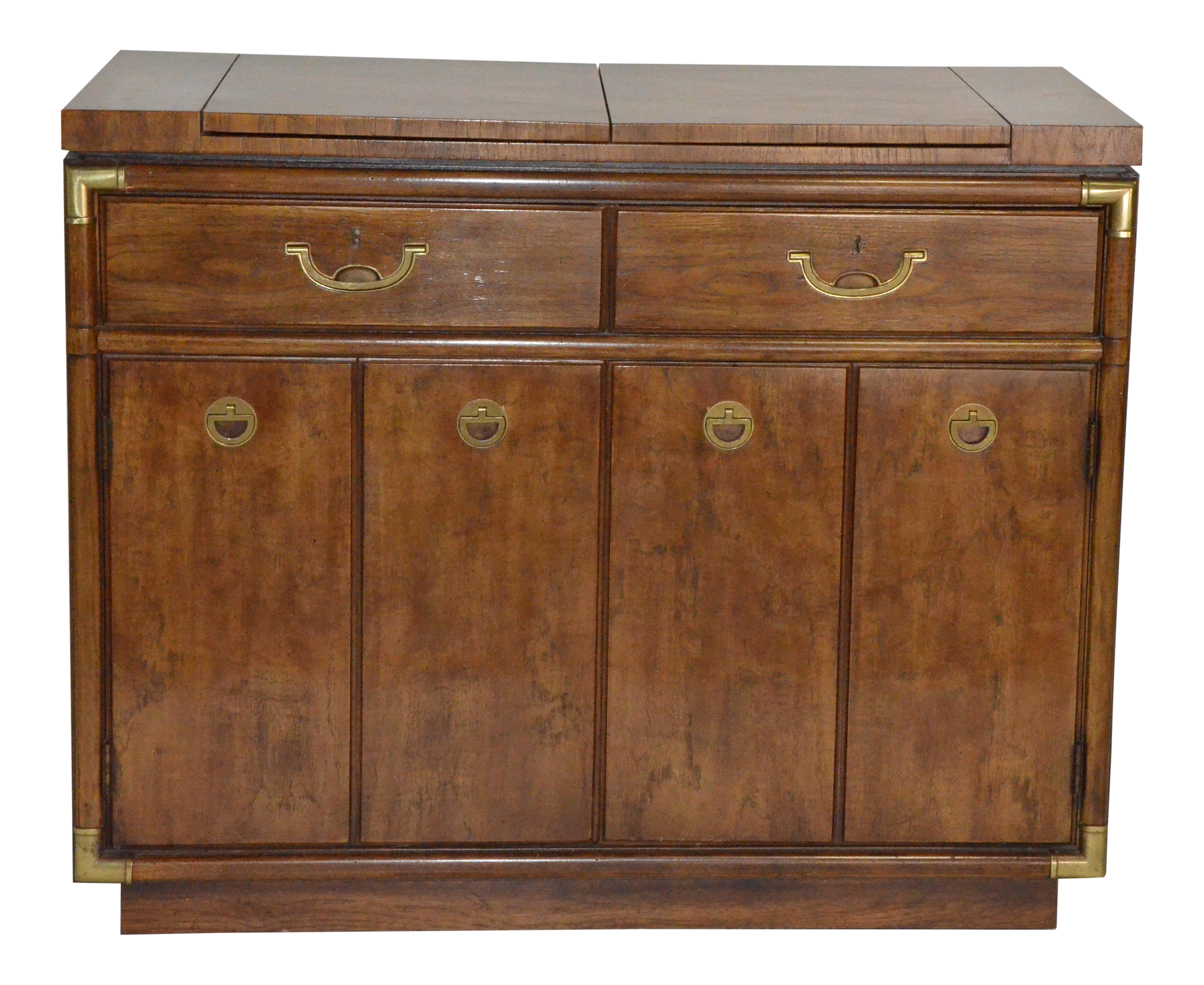 distressed pure company on by in chest s pin vintage earth furniture paints co drexel