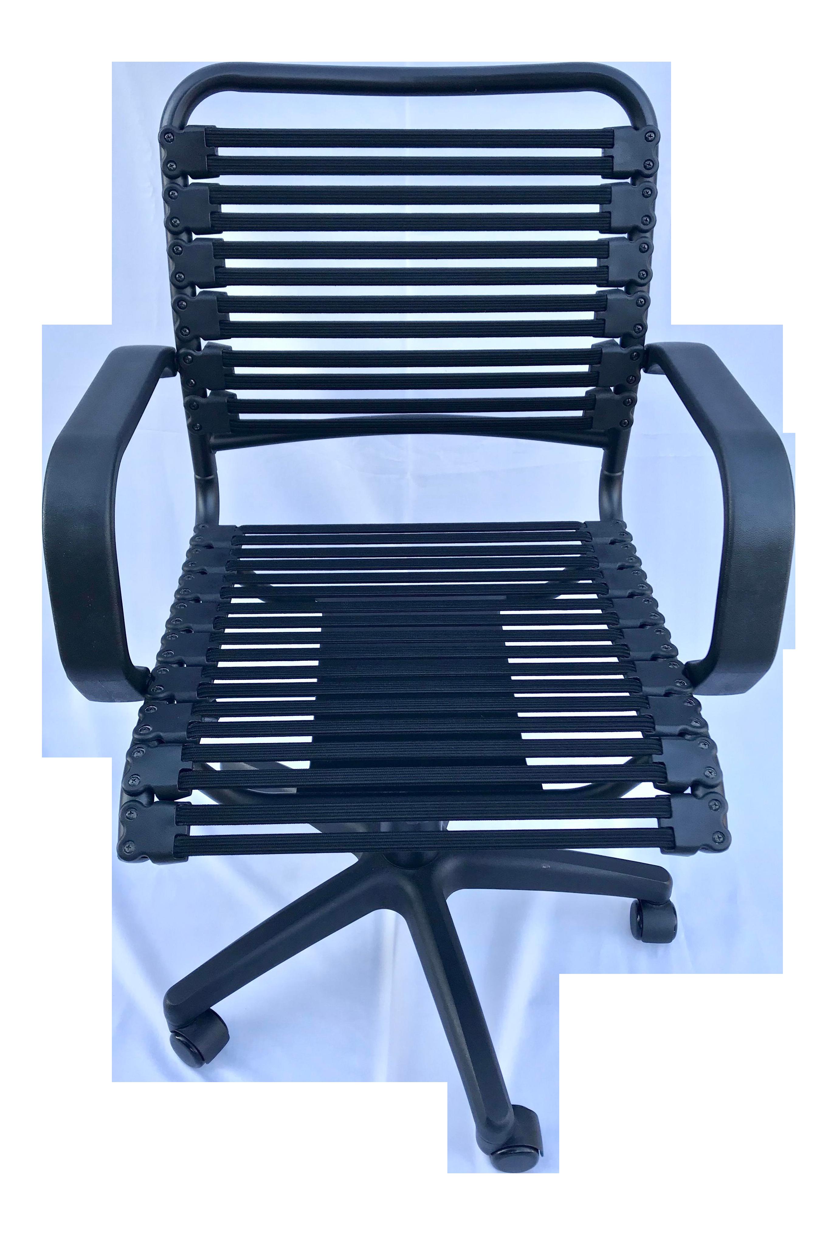Wondrous Modern Black Desk Arm Chair Caraccident5 Cool Chair Designs And Ideas Caraccident5Info