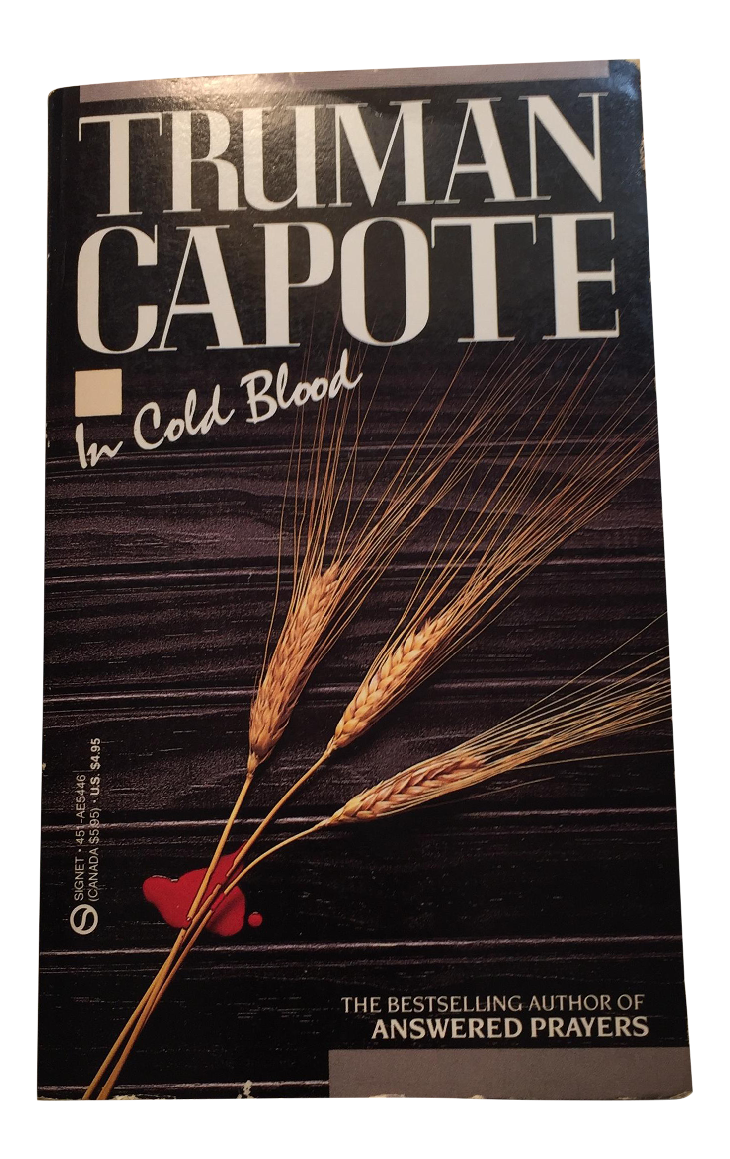 in cold blood truman capote thesis In cold blood analysis essay: tips, tricks, and ideas in cold blood is a famous  novel by truman capote about two criminals who murder a wealthy farmer.