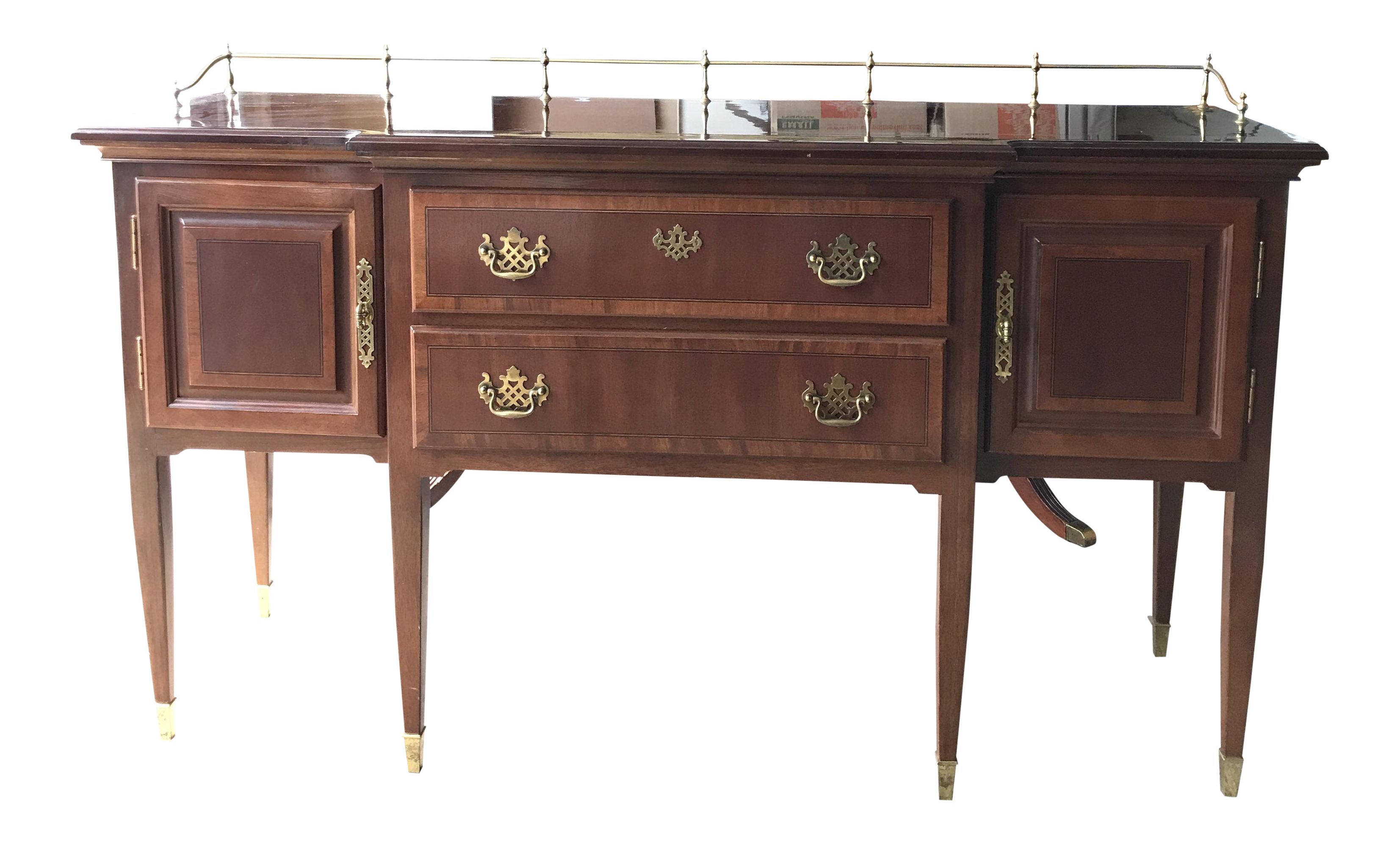 Merveilleux Lexington Formal Buffet Arnold Palmer Collection Cherrywood Sideboar |  Chairish