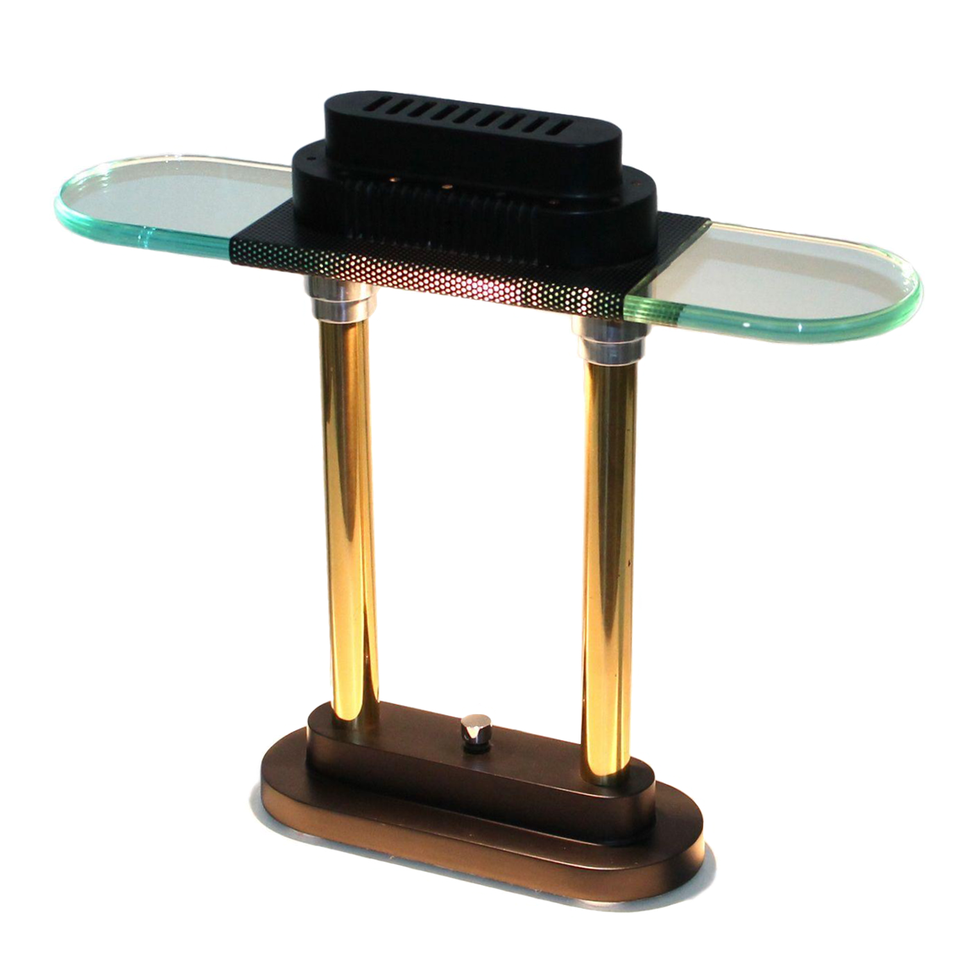 Sonneman post modern bankers desk lamp chairish aloadofball Images