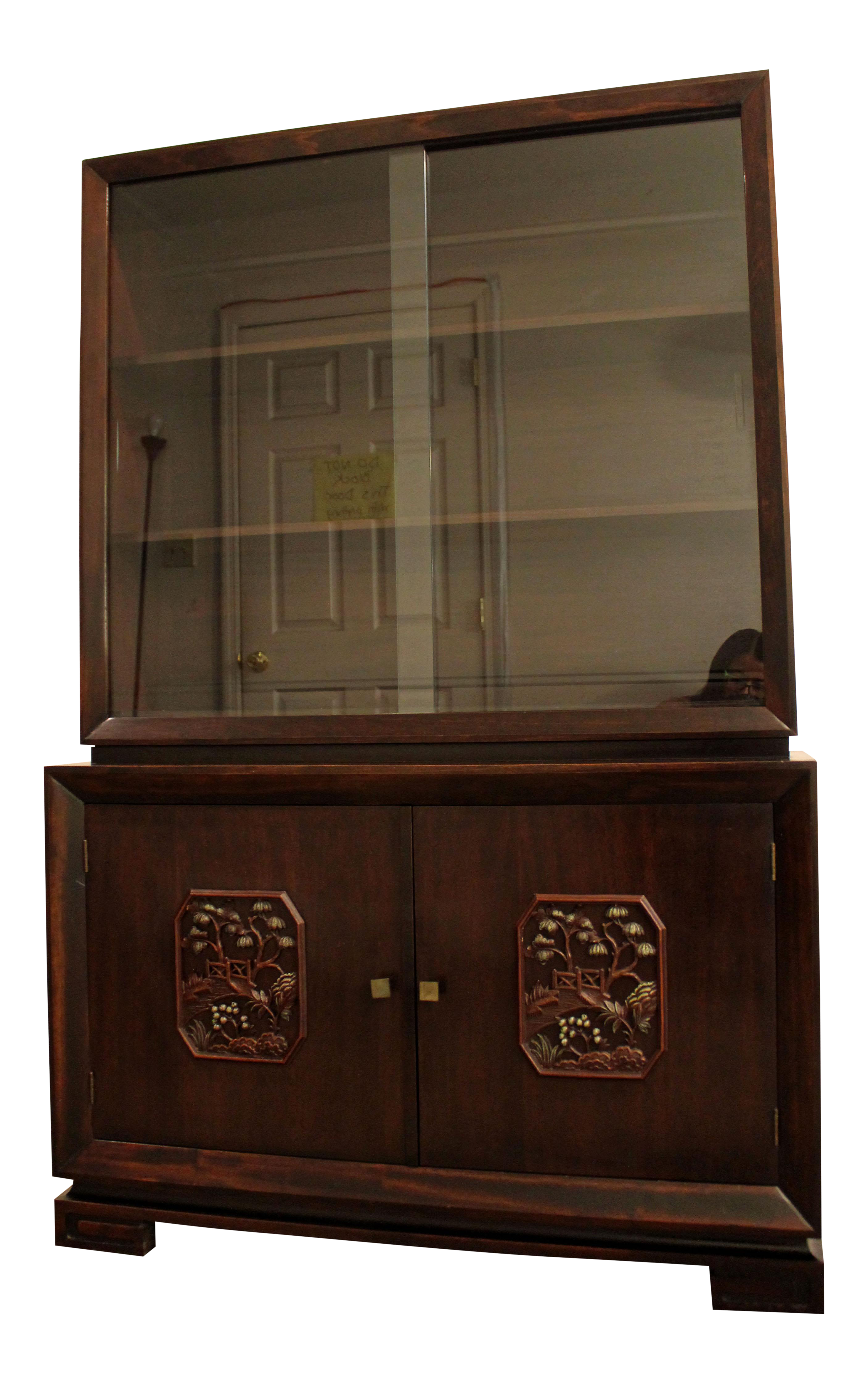 Vintage & Used Thomasville China and Display Cabinets