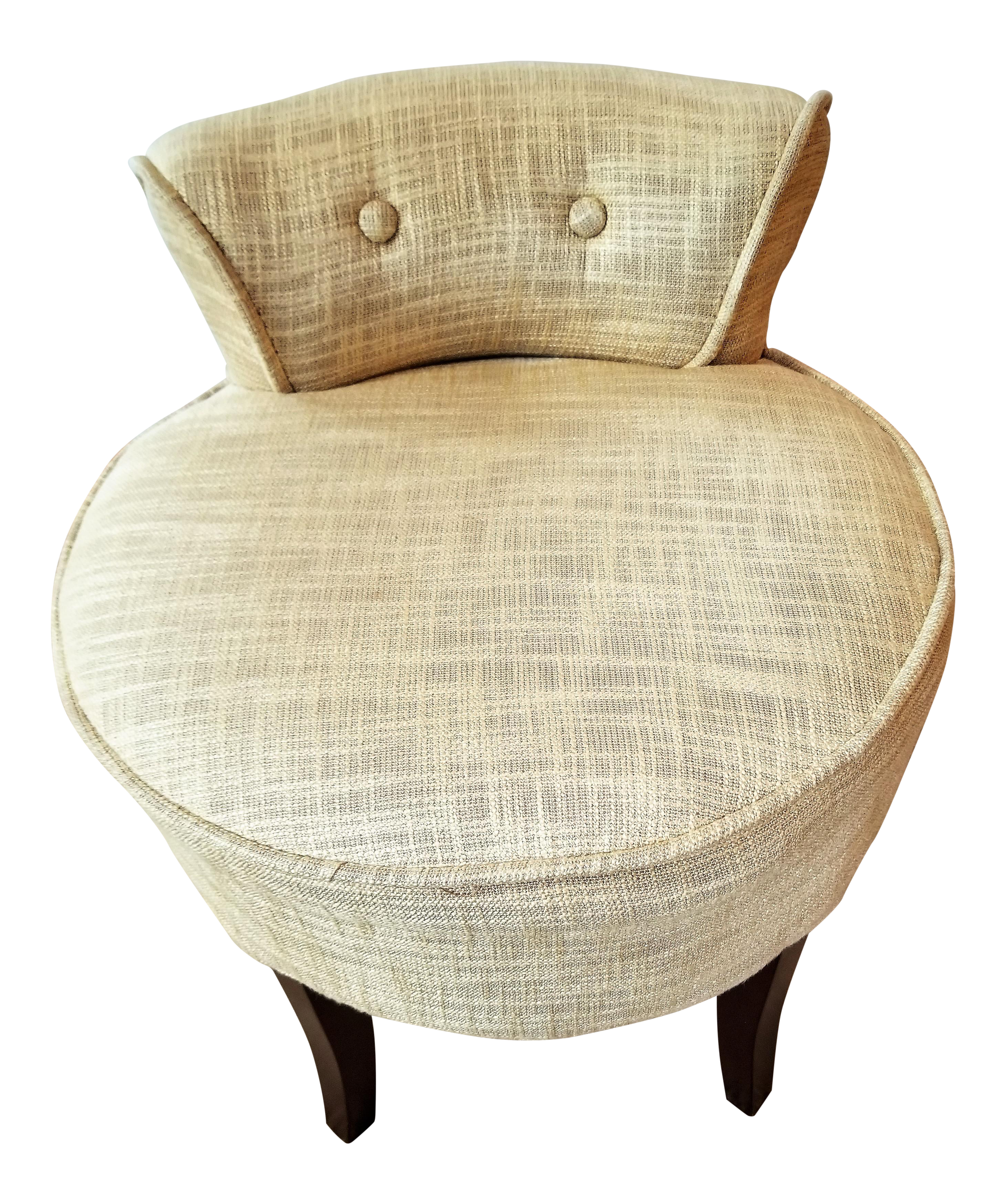 Cool Safavieh Georgia Gold Vanity Stool Machost Co Dining Chair Design Ideas Machostcouk