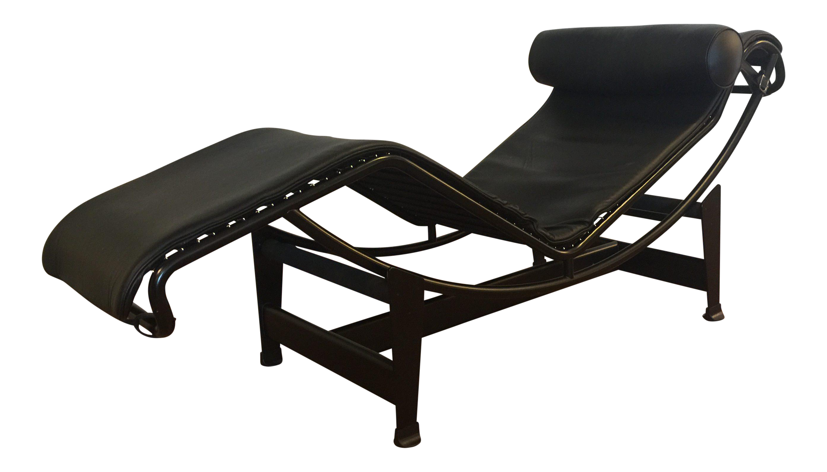 en inspired chaise corbusier longue by le chaises longues lounge