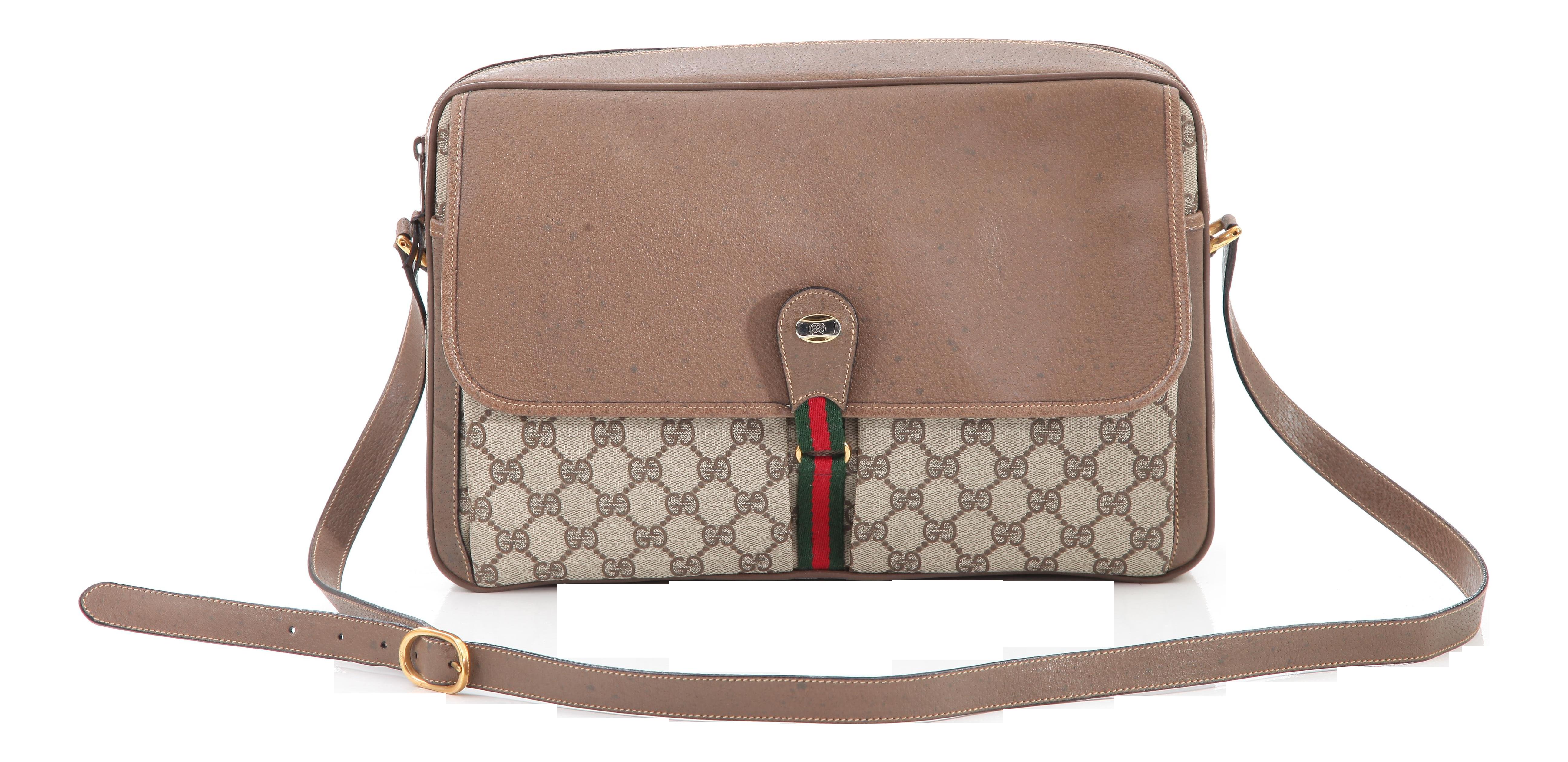 324b3f6814c3 Vintage Gucci Satchel Bag – Hanna Oaks