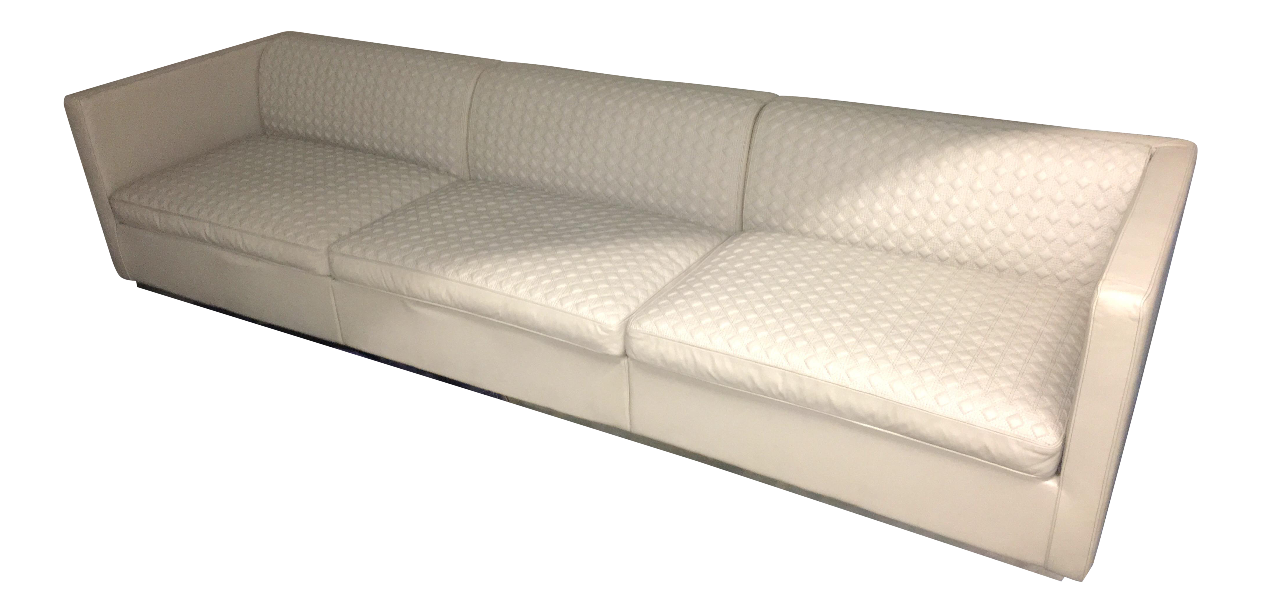 sofa of white chair bentley locations sale leather outlet full bonded ultra sectional size modern havertys