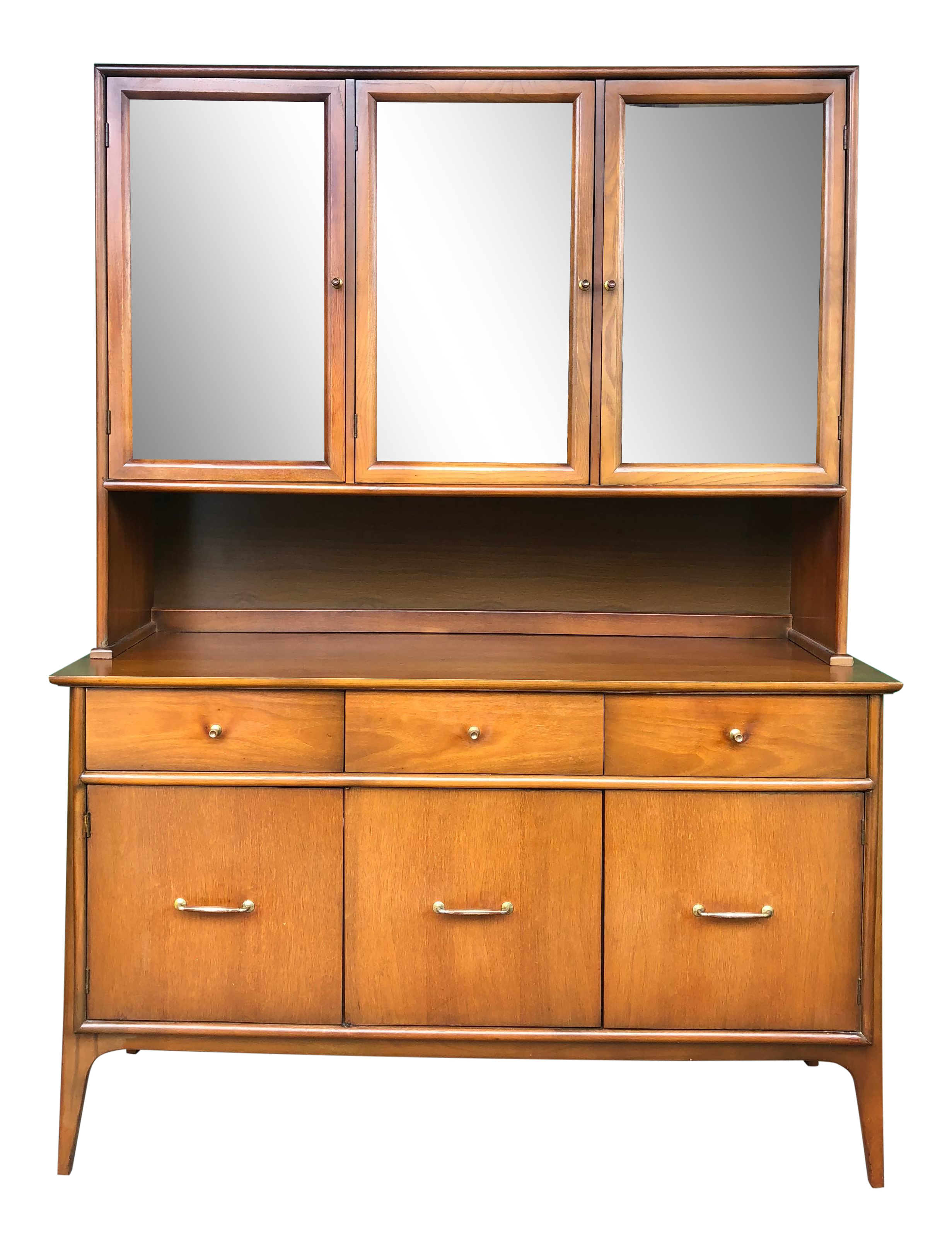 Picture of: Mid Century Modern China Cabinet Chairish