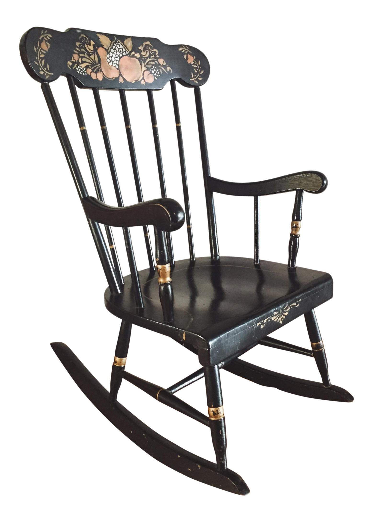 ebony-black-rocking-chair-virgin-mobil-broad-band-to-go