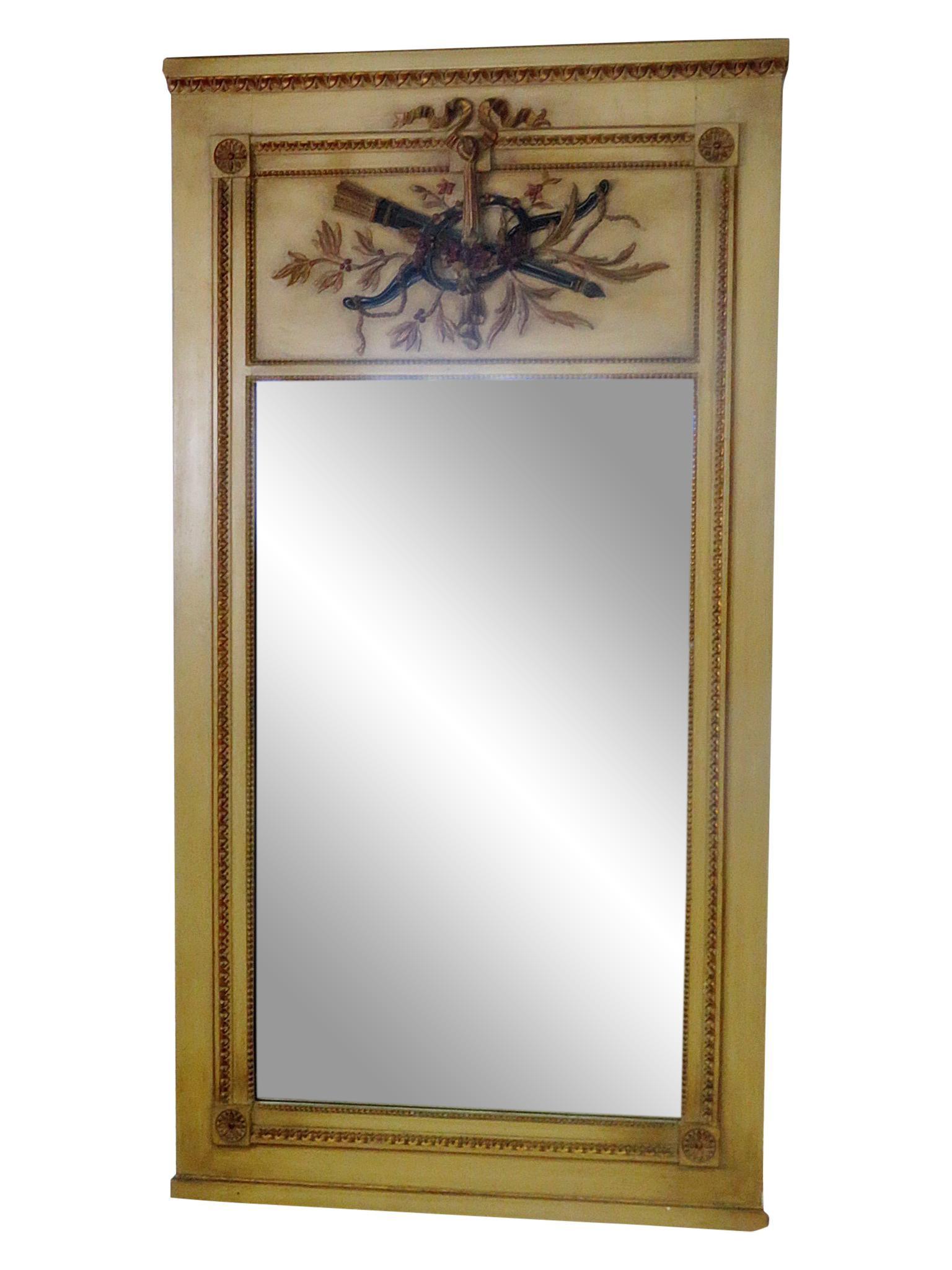 57d80d88b2d4 Louis XV Style Mirror