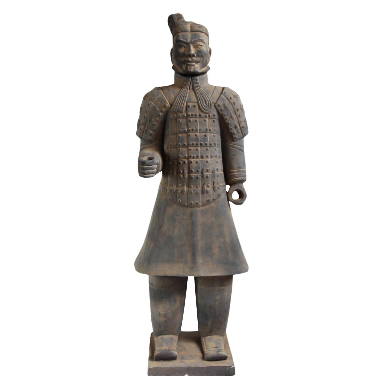 Terra Cotta Warrior Statue Chairish
