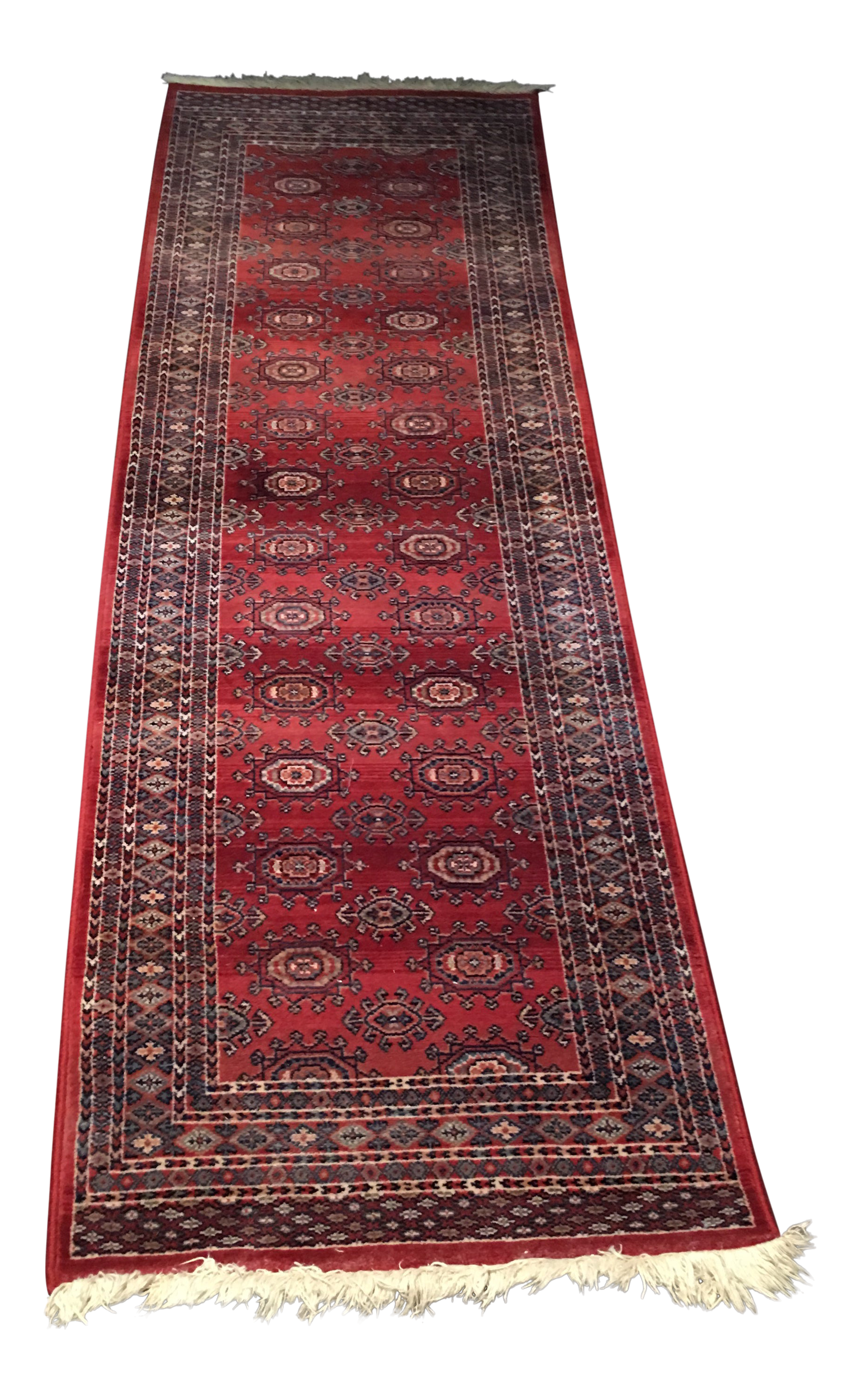 Abbas Royal Belgium Wool Runner Rug - 2
