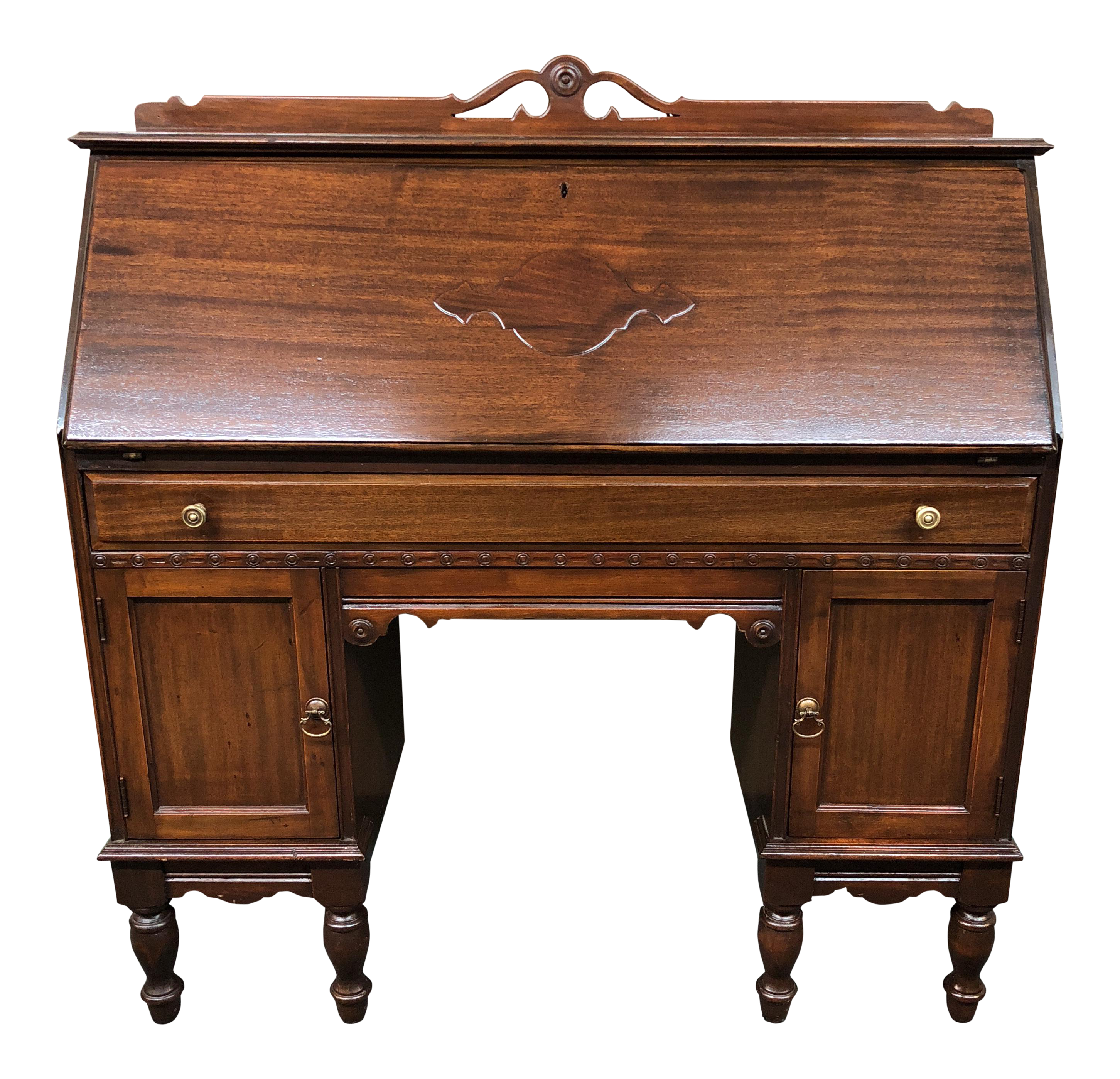 with antique drawer file gallery harp modern desk fice images interior secretary furniture luxury home of