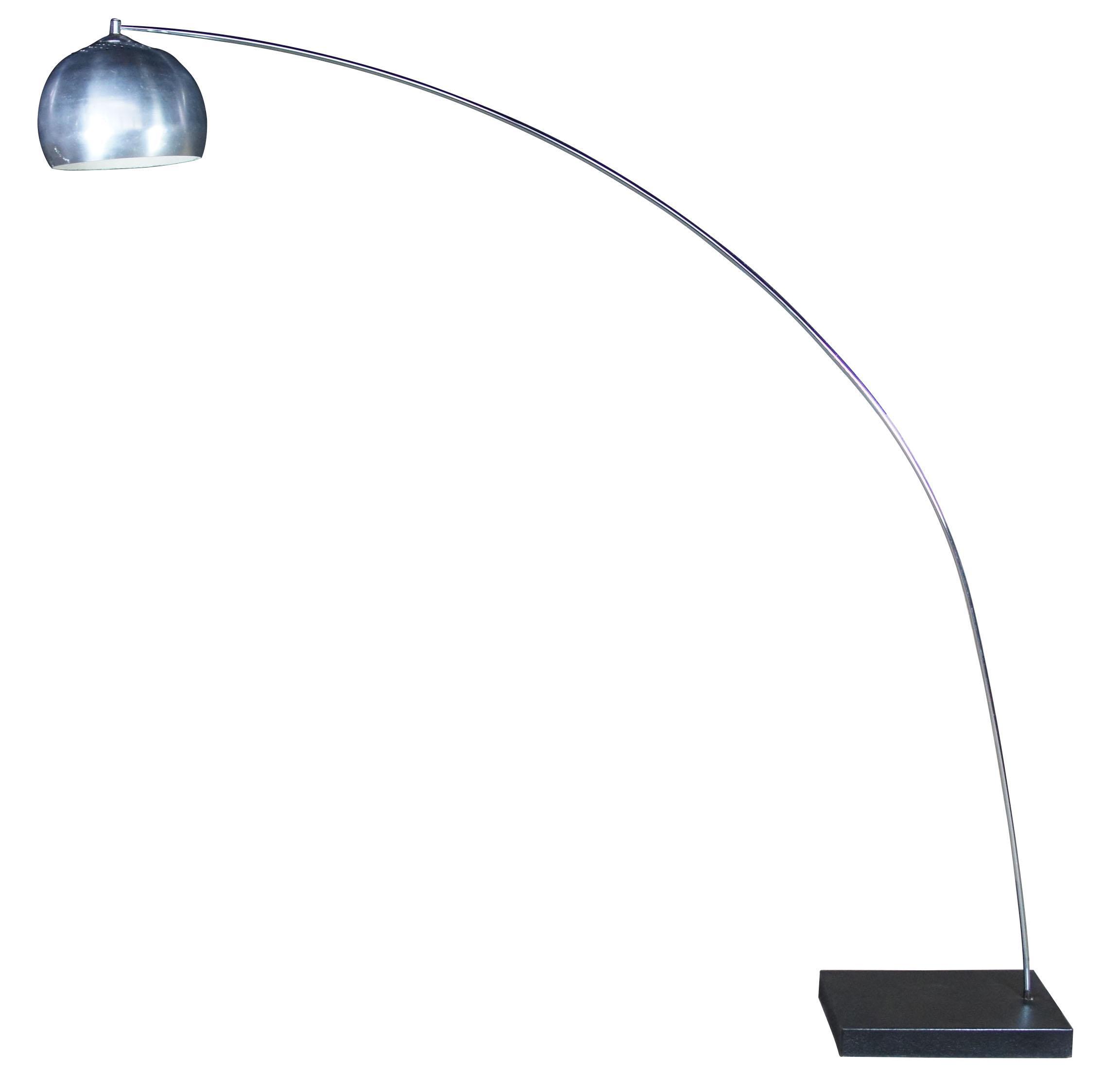 1950s Mid Century Modern Arco Chrome Arc Floor Lamp Chairish