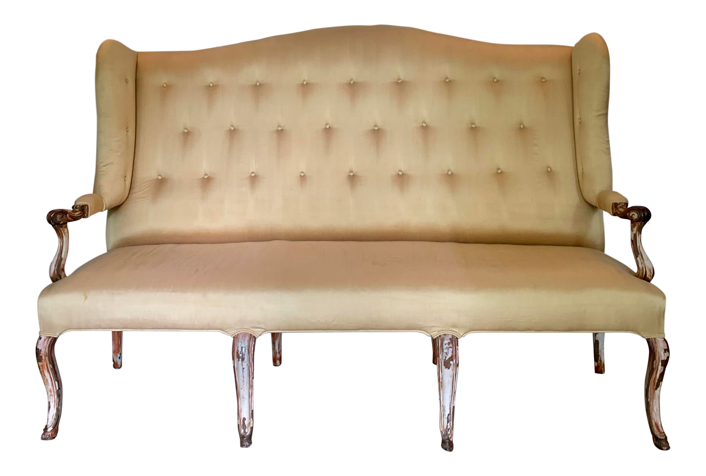 19th Century Wonderful Italian-Style Sofa