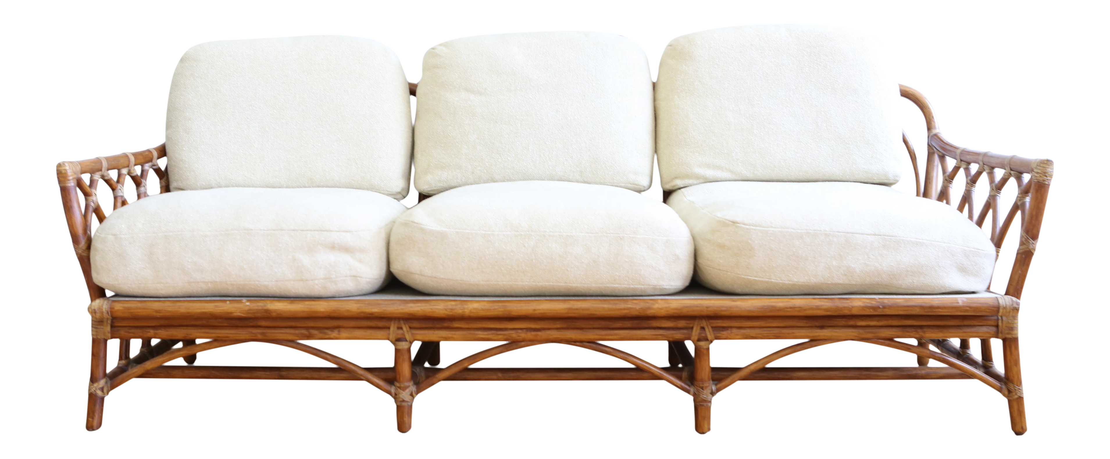 for furniture bamboo lovely witsolut com of and luxury vintage loveseat rattan