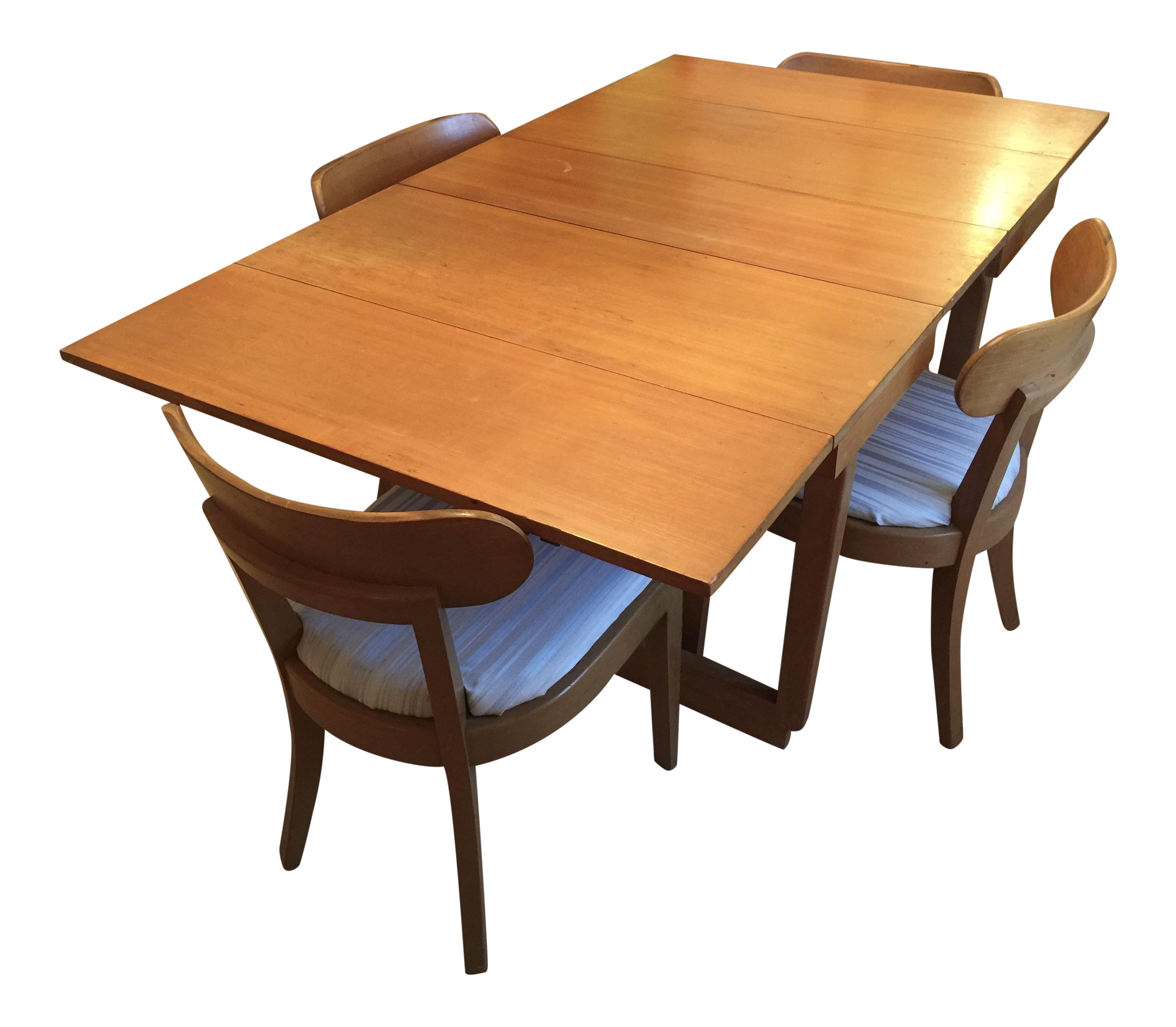 court dining travis signed drexel shop vintage sold table double s furniture company pedestal