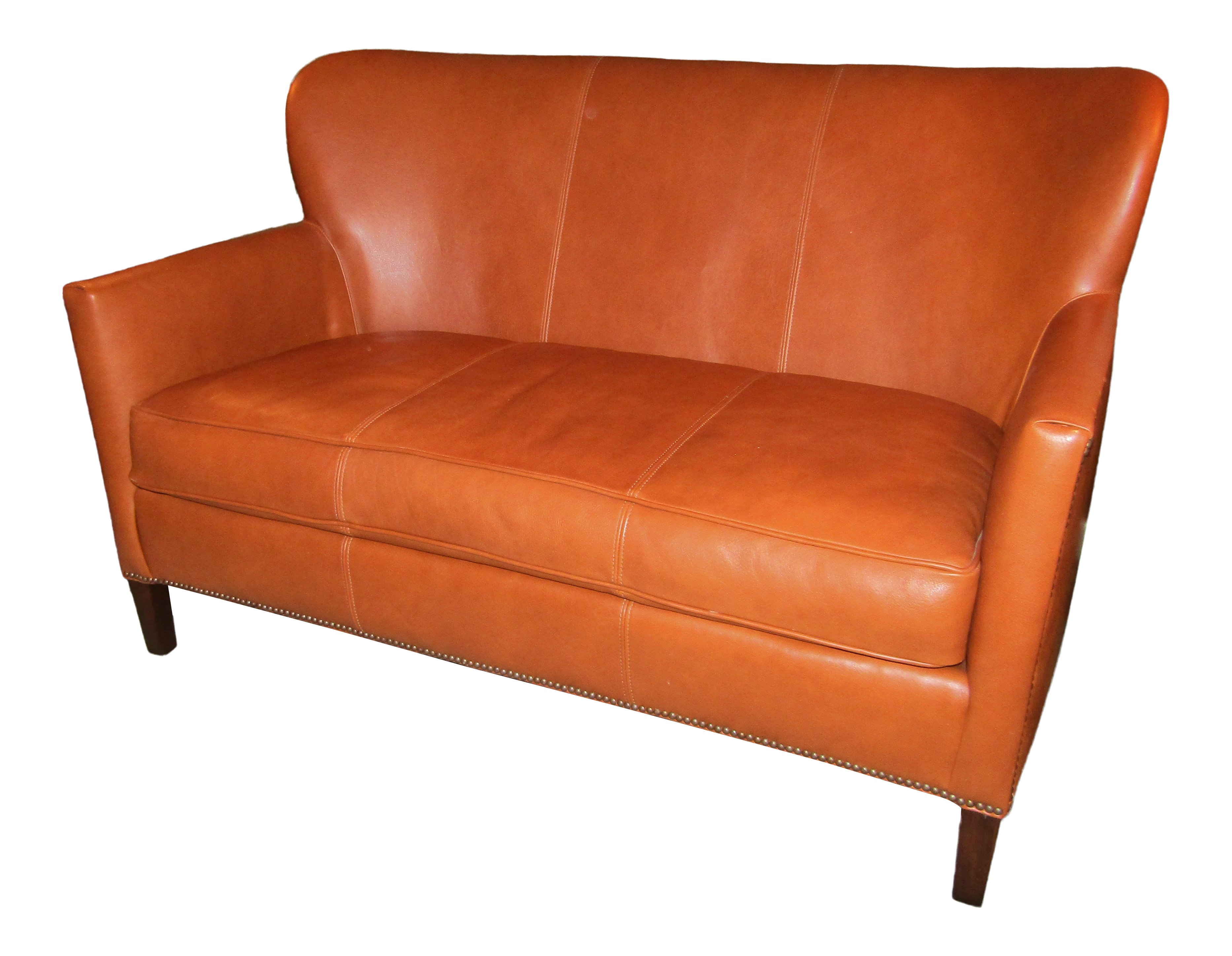 Leather Sofa By Lee Furniture