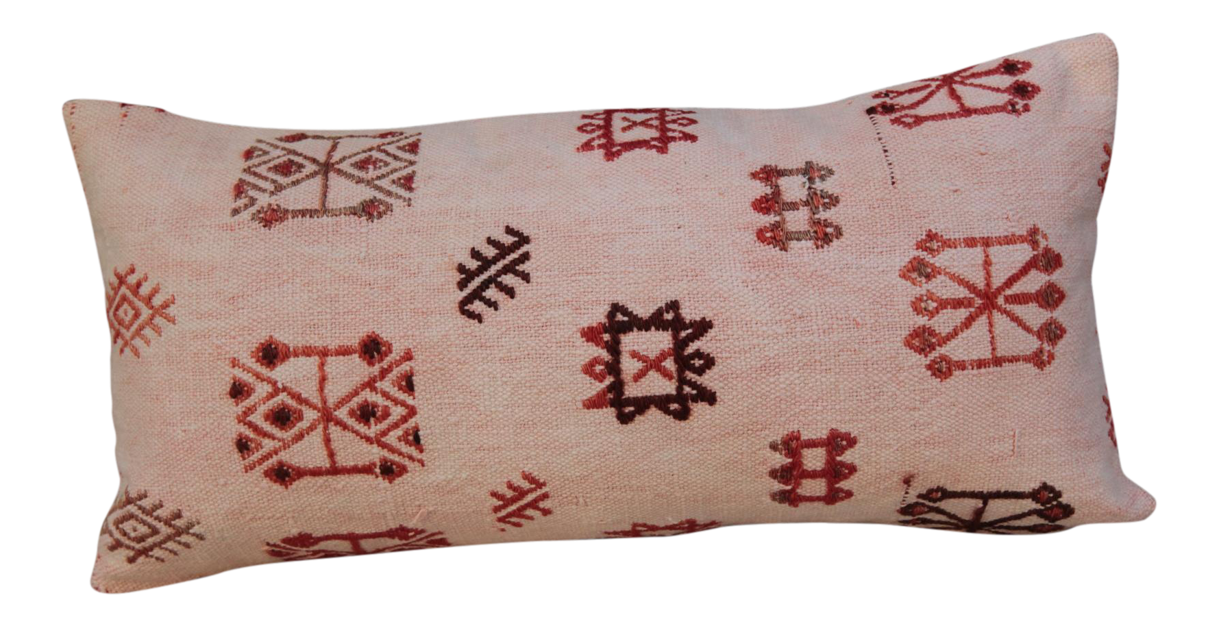 Lumbar Handmade Kilim Pillow Cover Chairish