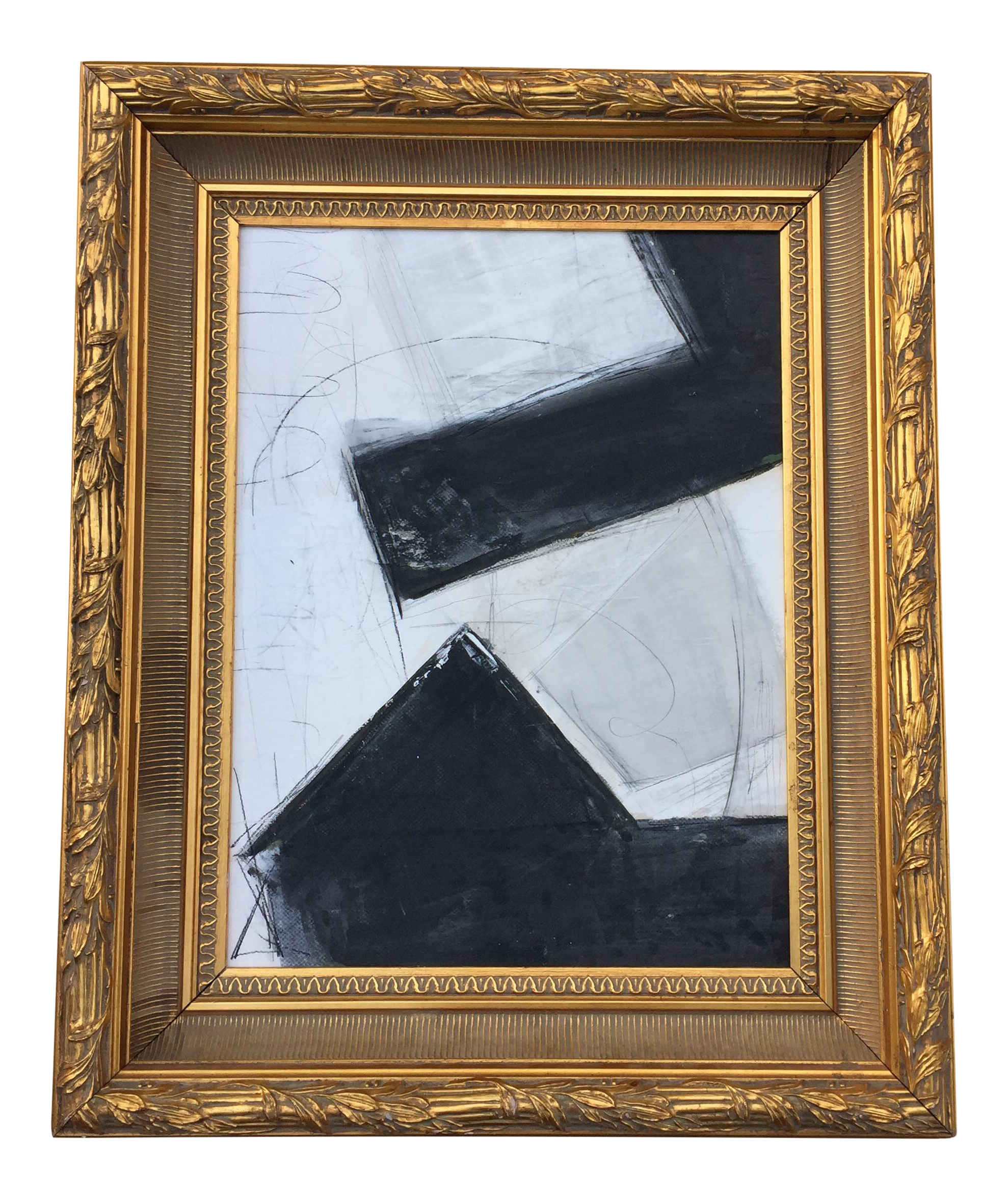 black and gold frame png. Black And Gold Frame Png