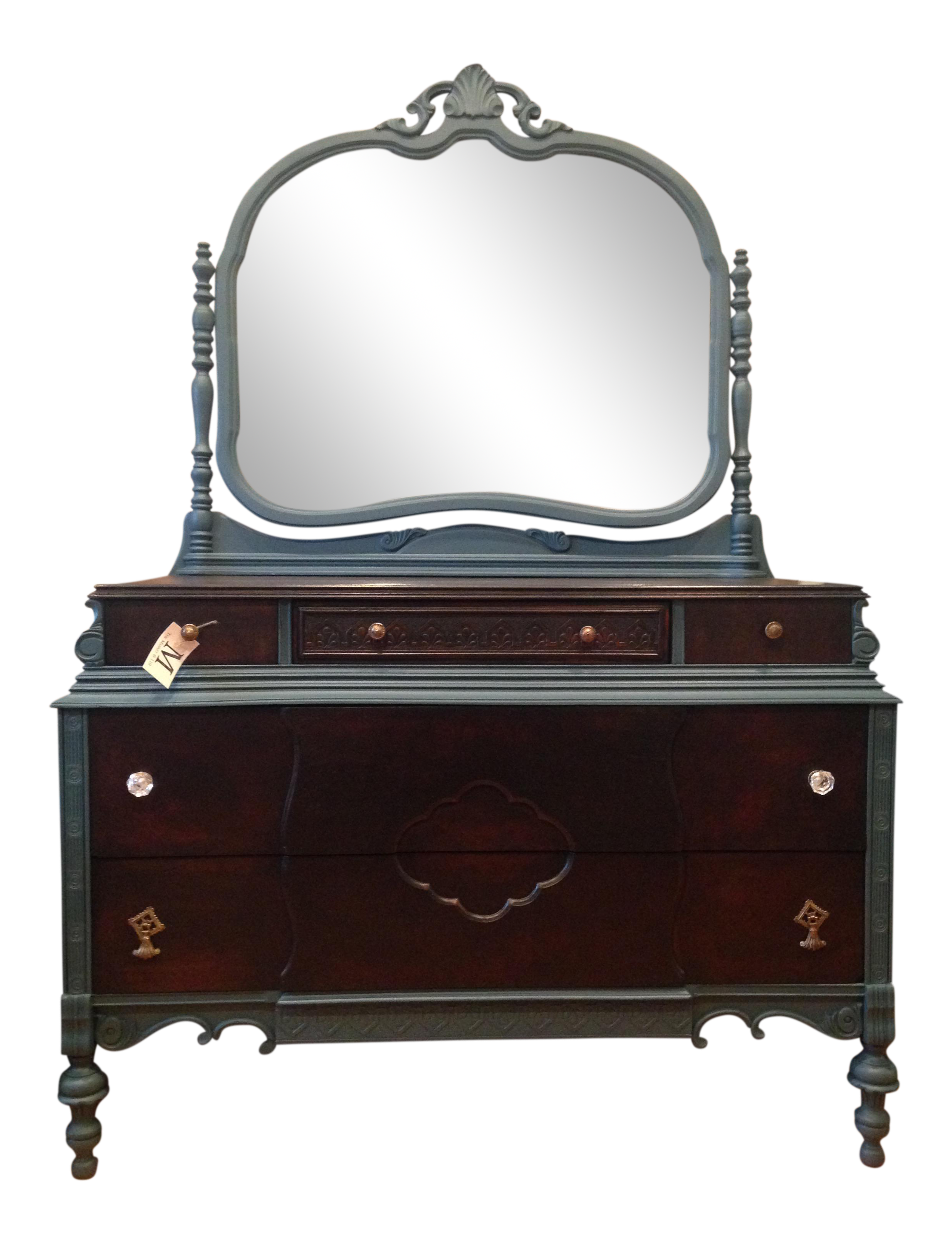 old life refurbished a divine on decor dime back give new an to bring dresser