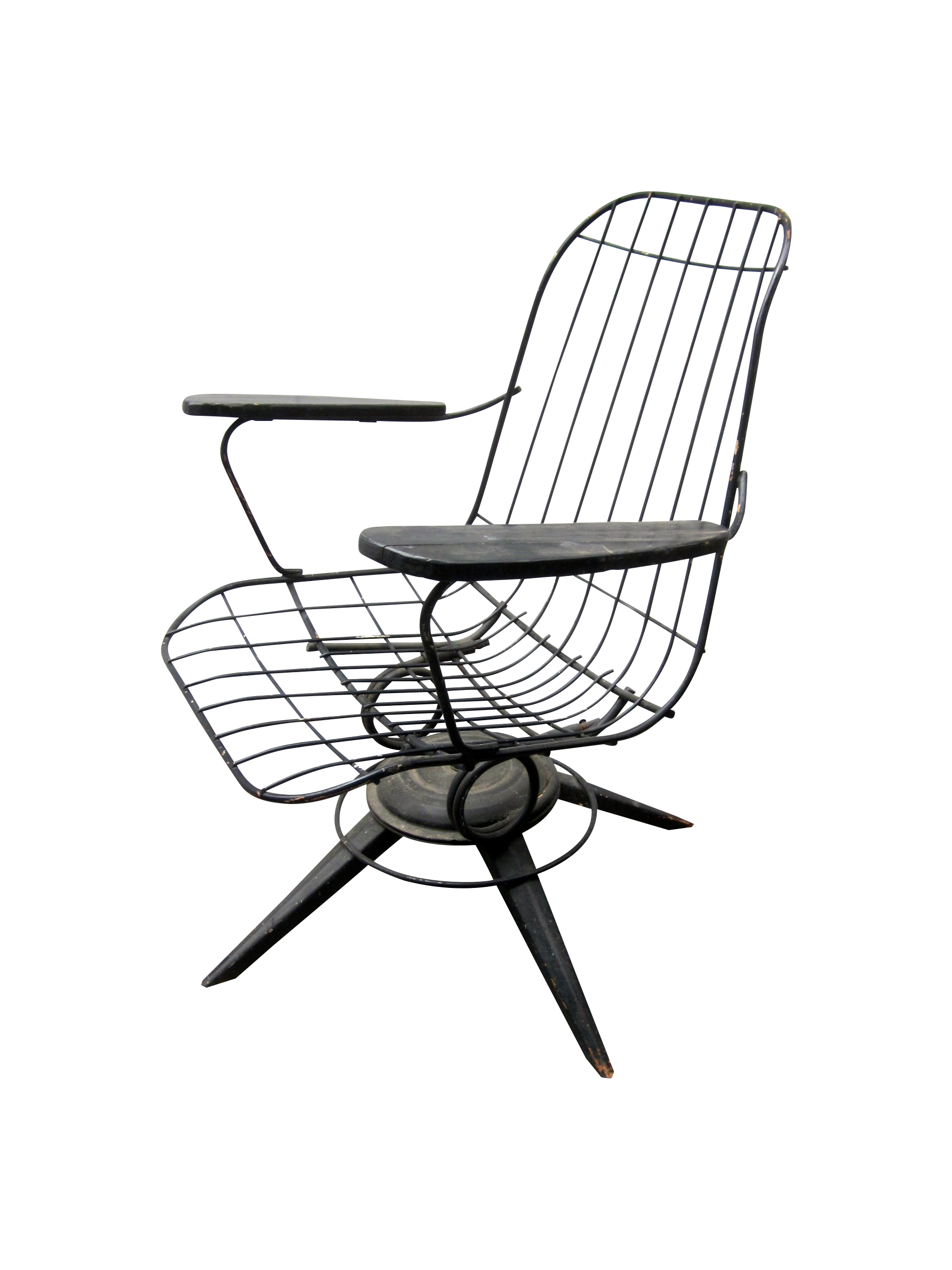 dining detail product bent chairs wire modern metal outdoor chair replica lucy