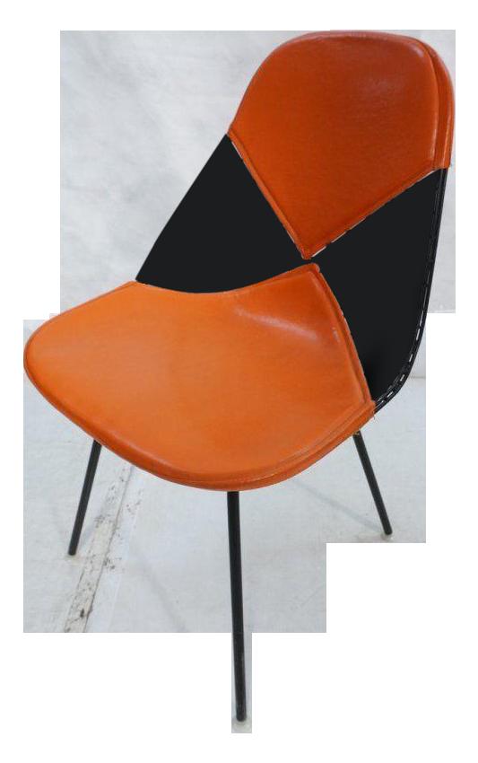 Eames Bikini Wire Chair Mid Century Modern
