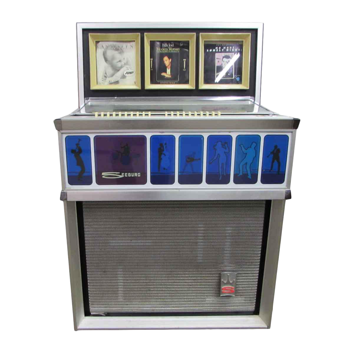 1967 seeburg jukebox model s100 chairish. Black Bedroom Furniture Sets. Home Design Ideas