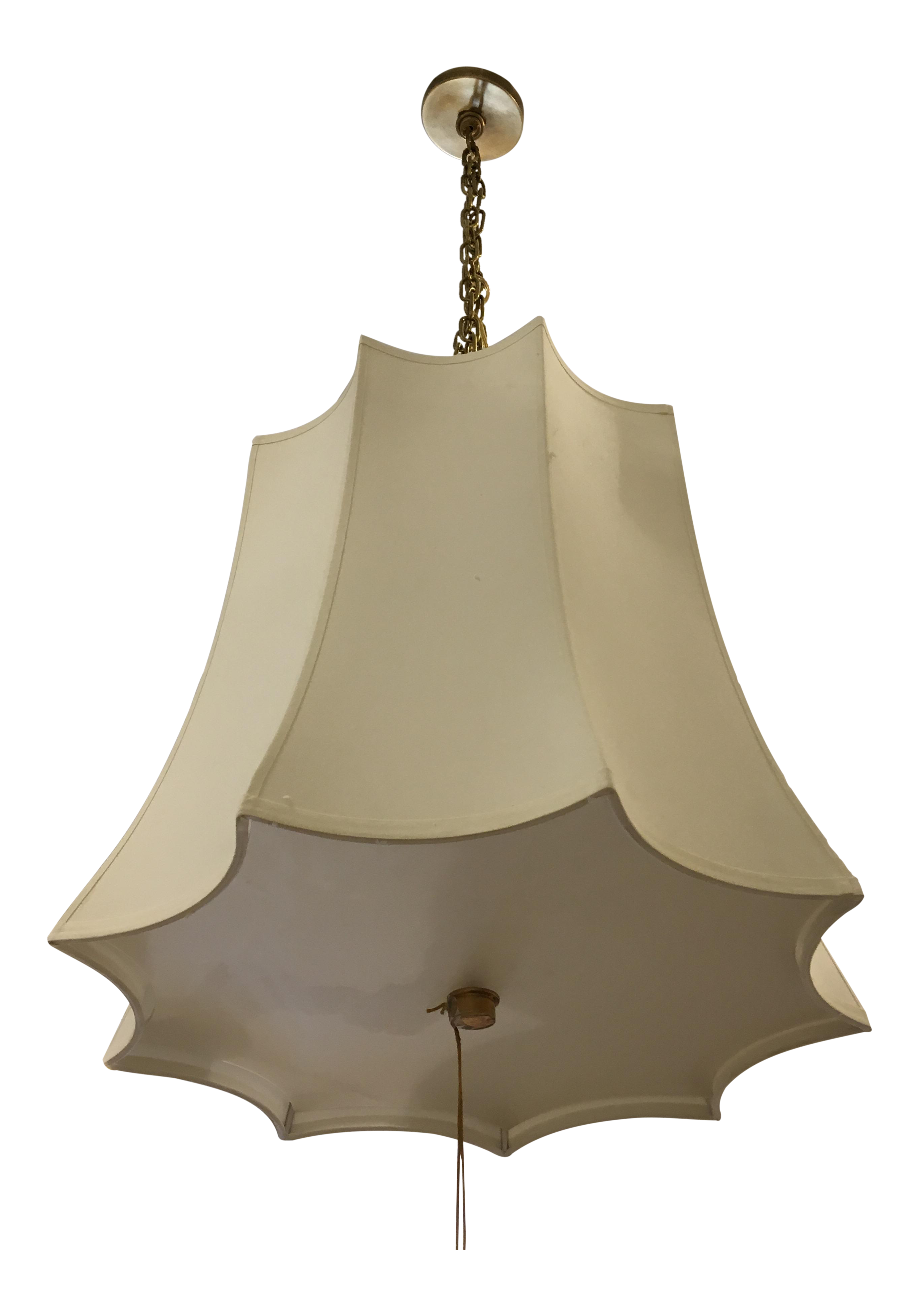 visual light ralph comfort chairish sconce on product nautical clamp lauren for