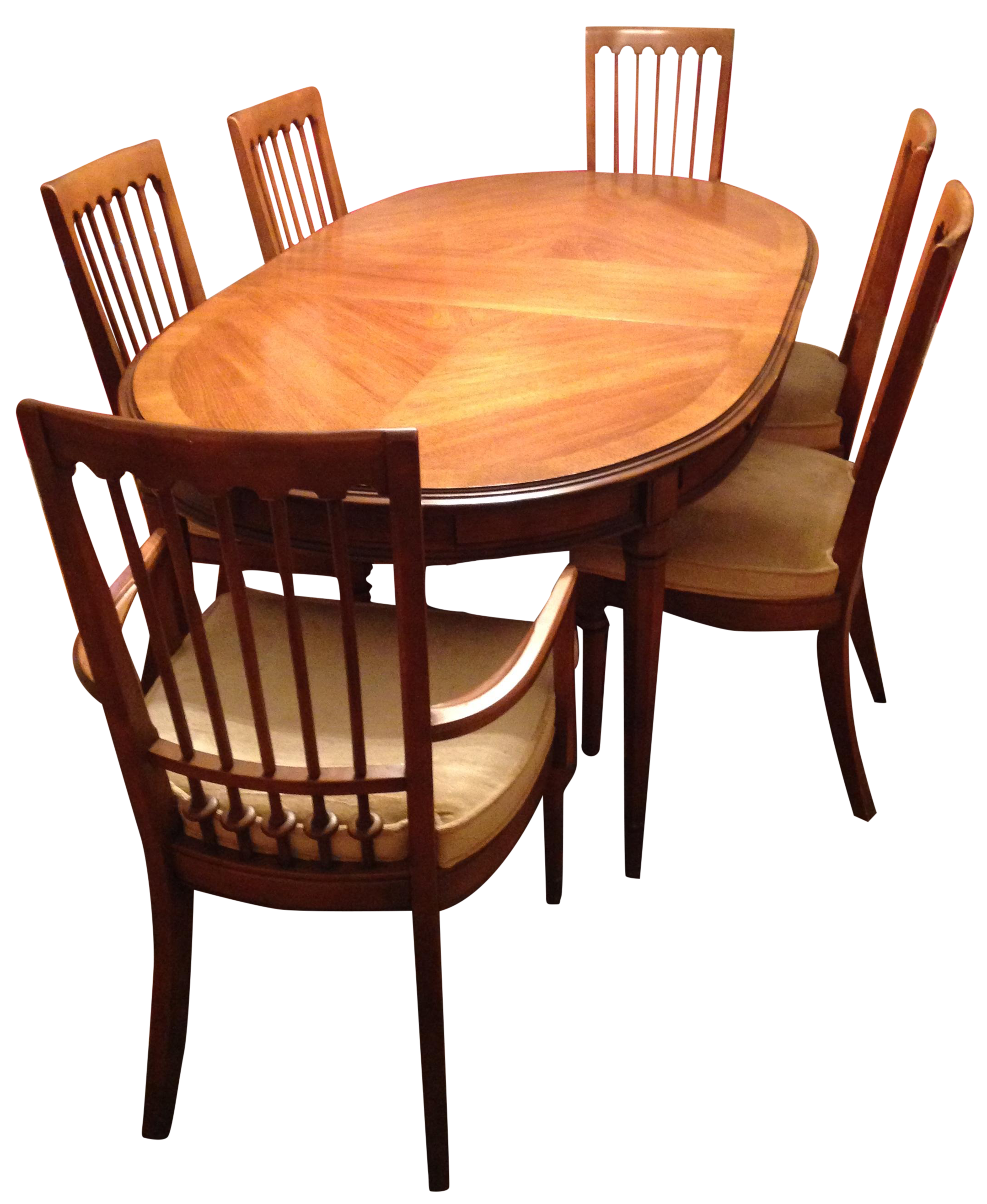 drexel esperanto dining set chairish