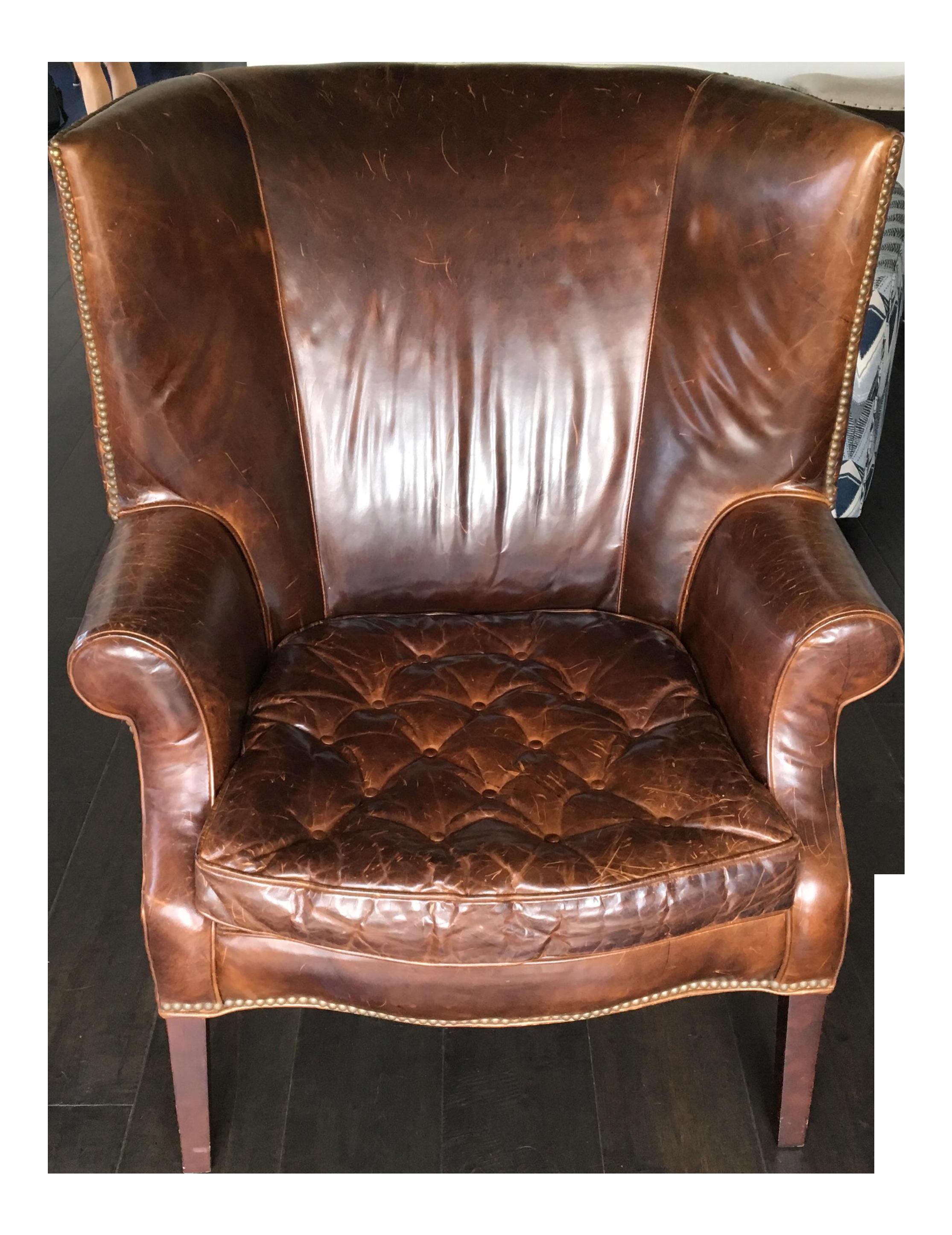 Restoration Hardware Drake Barrel Back Chair
