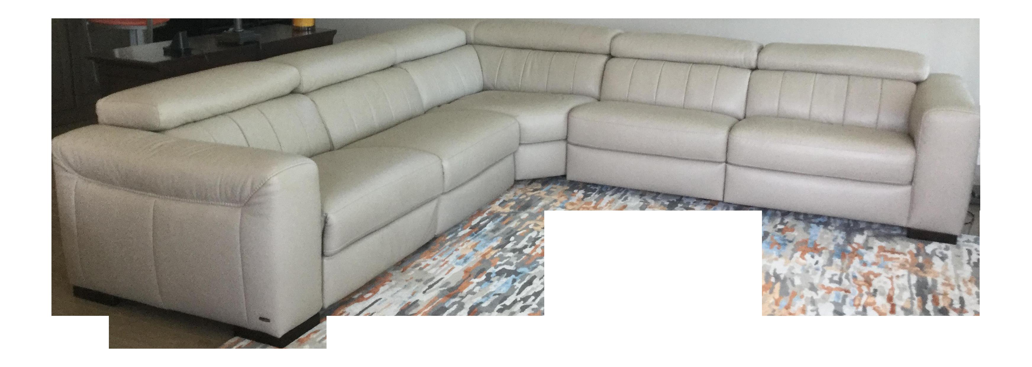 Strange Natuzzi Sectional Leather Sofa Ibusinesslaw Wood Chair Design Ideas Ibusinesslaworg